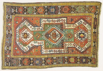 Carpet from Caucase Sevan