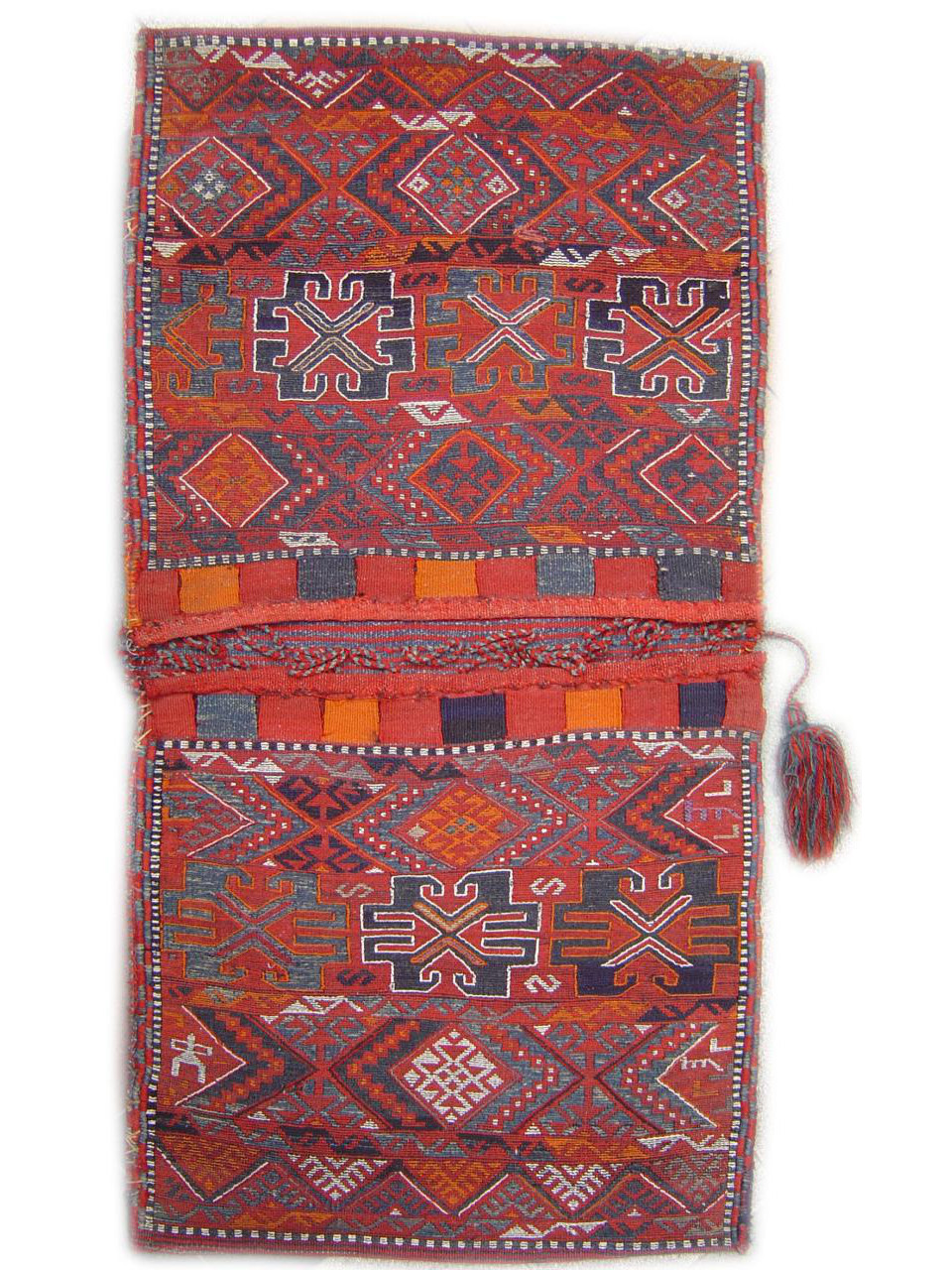 gashgai ancien sac kilim kilims traditionnels n 234 150x76cm. Black Bedroom Furniture Sets. Home Design Ideas