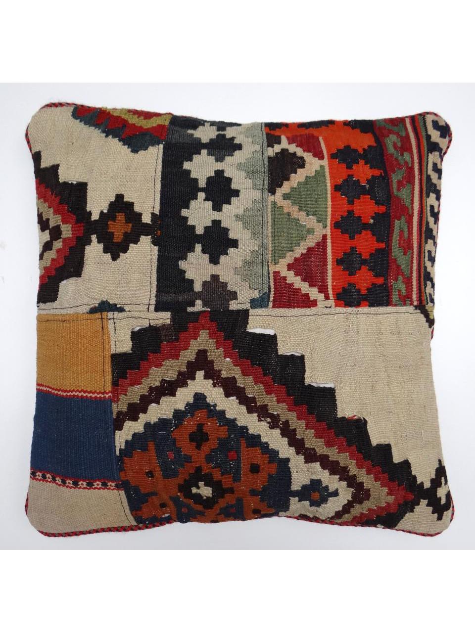 coussin kilim shahsavan coussins persans n 1478 50x50cm. Black Bedroom Furniture Sets. Home Design Ideas