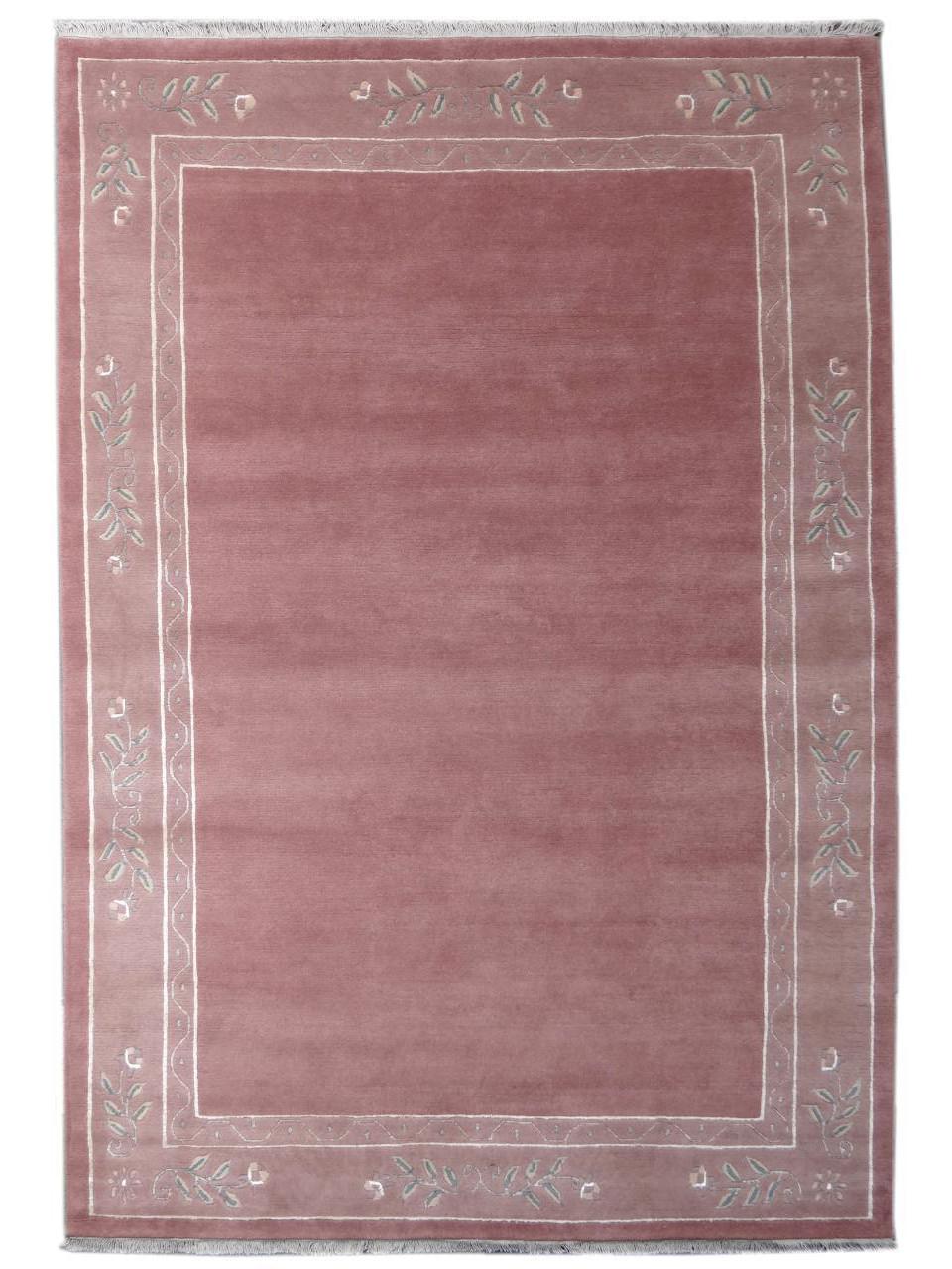 agra classica vieux rose tapis contemporains n 1834. Black Bedroom Furniture Sets. Home Design Ideas
