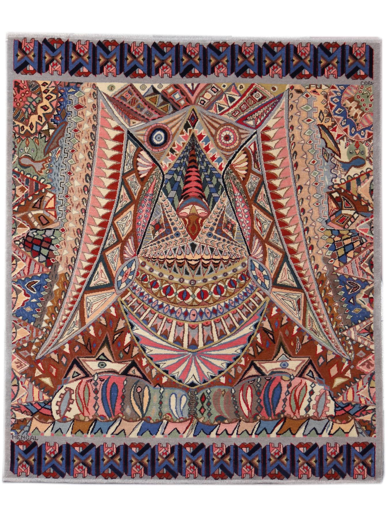 39 Anubis 39 Of Belgian Creation Tapis Luxury N 2178 181x150cm