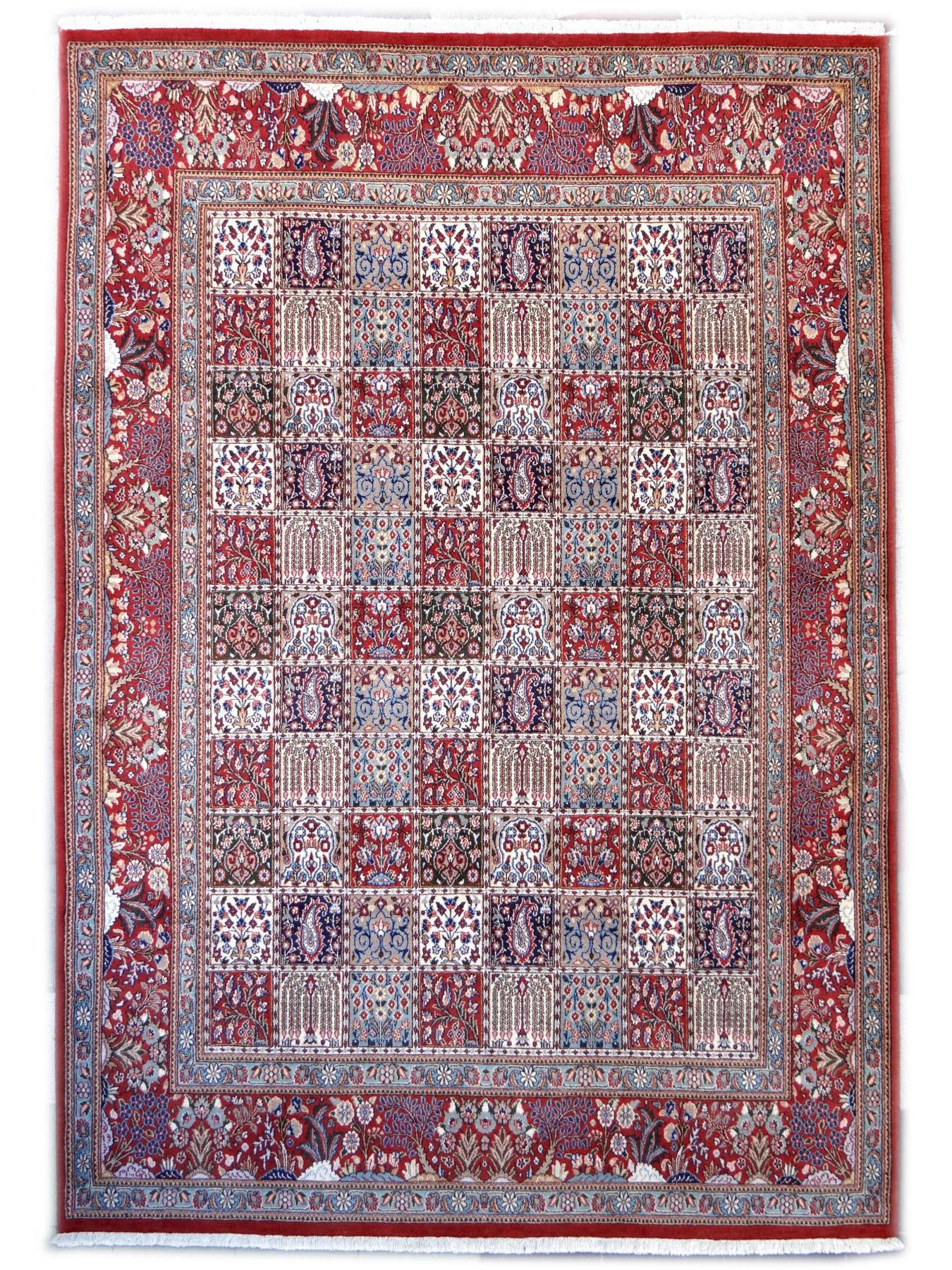 Moud Garden Persian Carpets N 2487 301x213cm