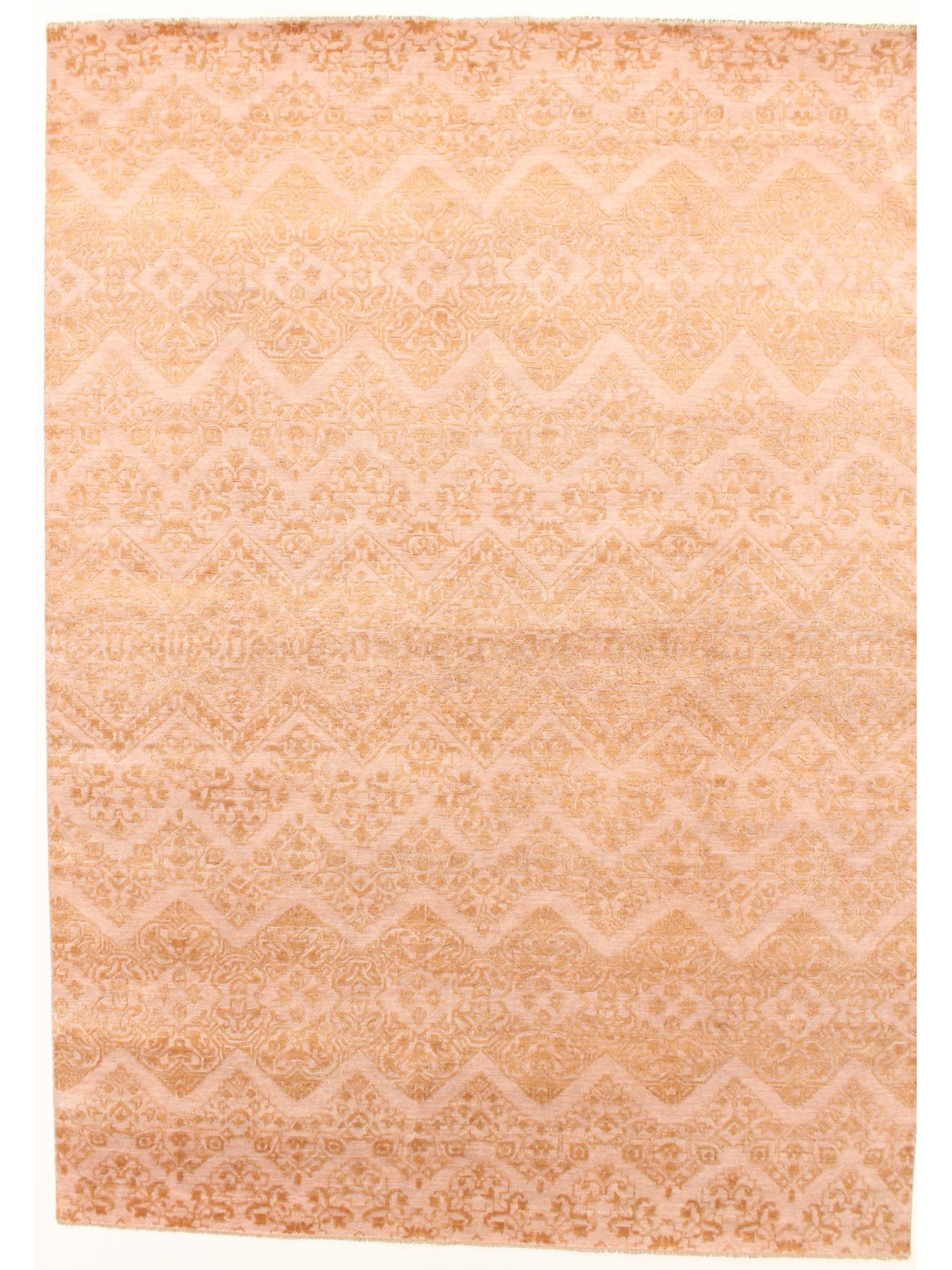 Tapis Luxury - Damask-GE-447 HB-110/B-81/Pink