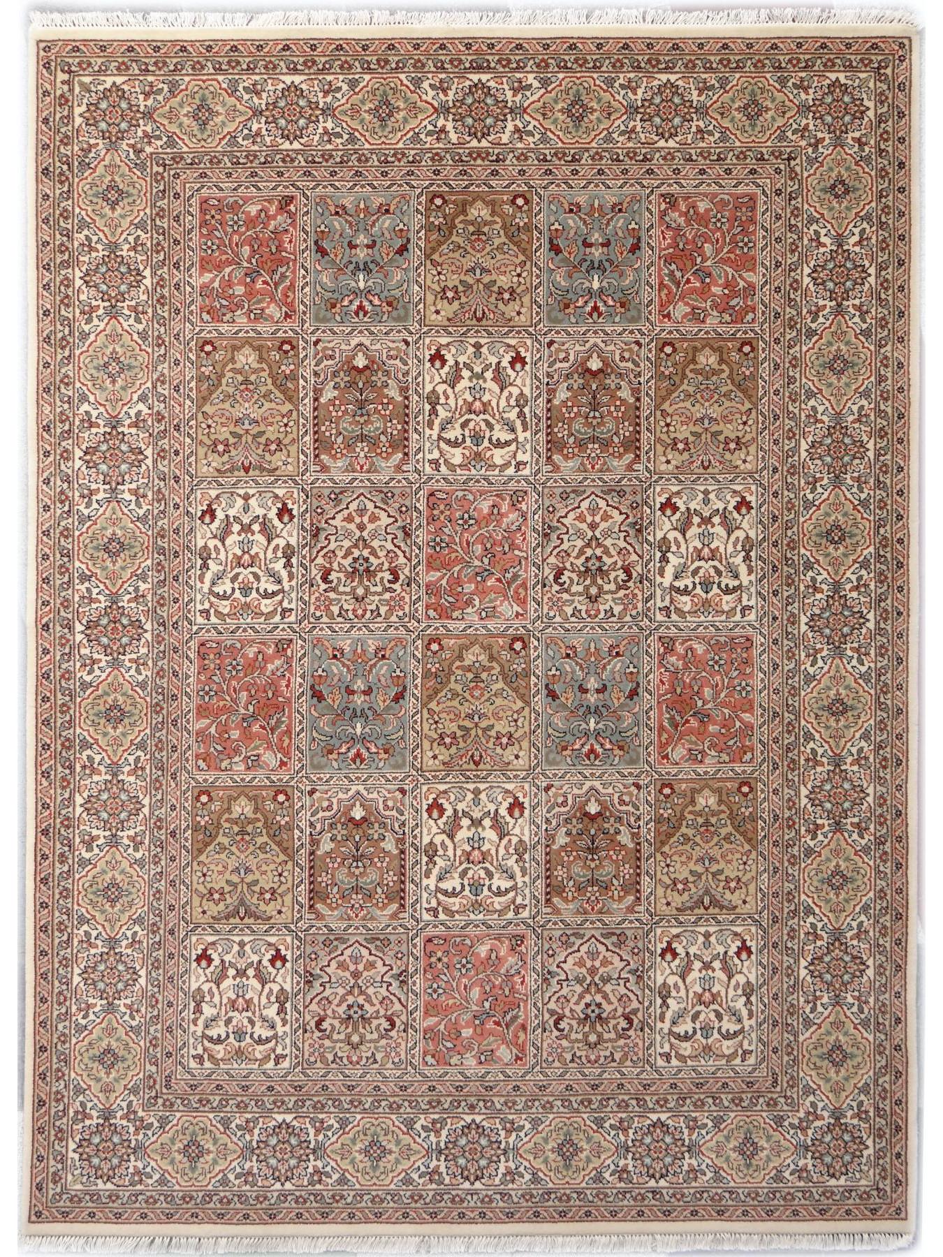 bakthiari jardin tapis classiques n 29931 233x171cm. Black Bedroom Furniture Sets. Home Design Ideas