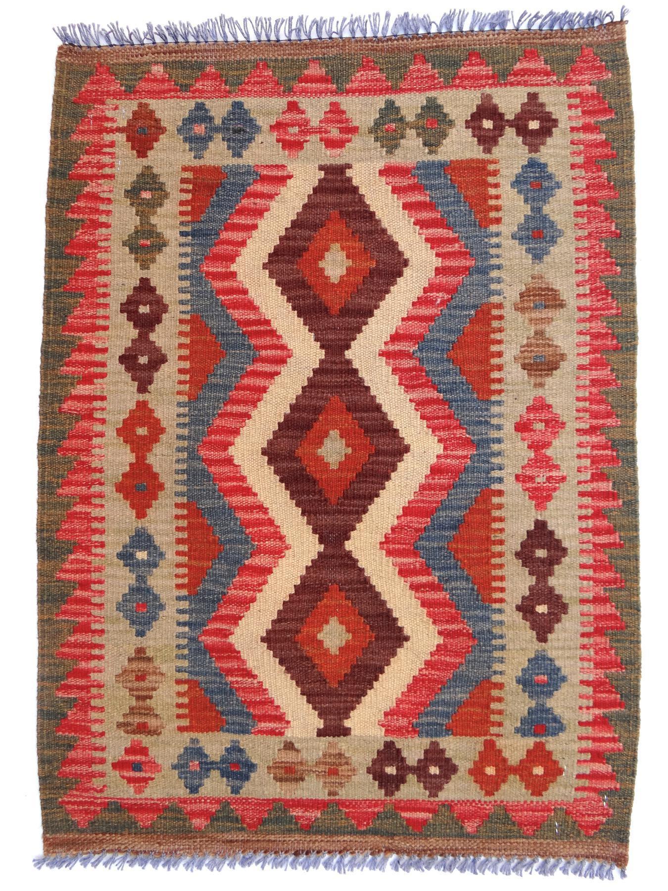 Kilim Afghan Traditional