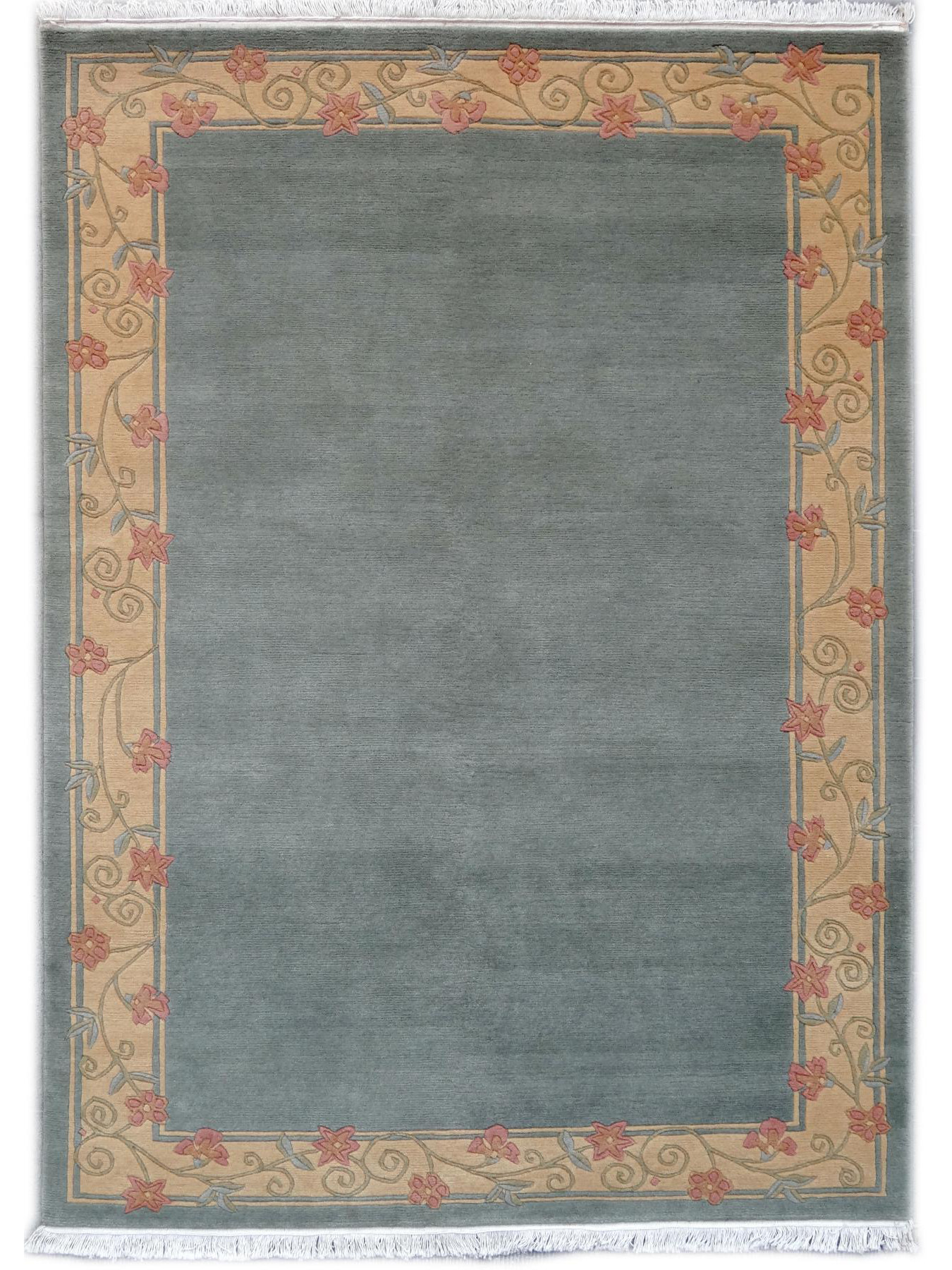 Carpets with borders - CLASSIC-LINE 4551