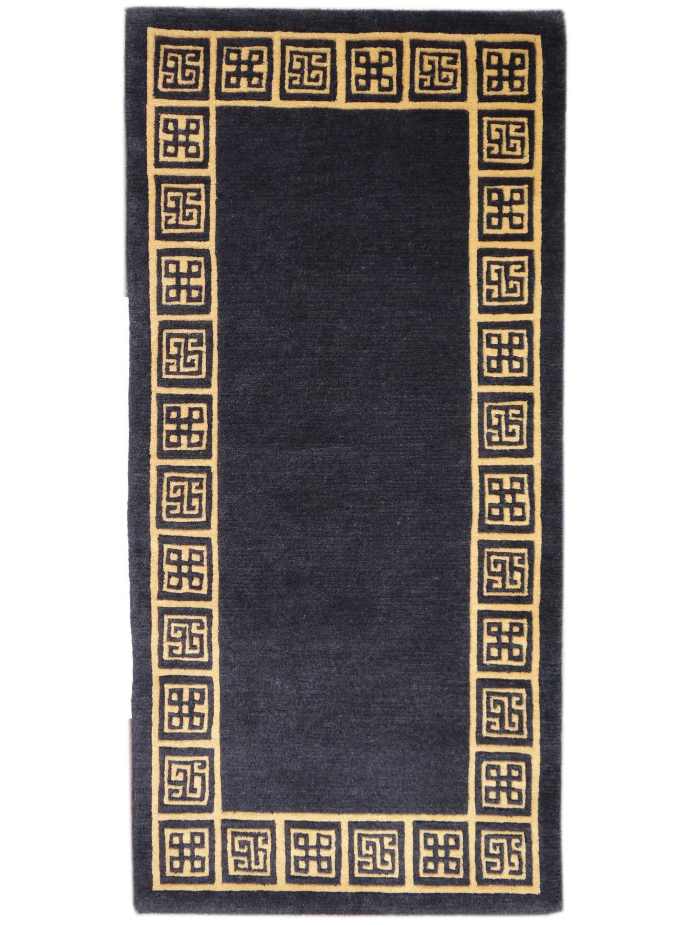 Carpets with borders - BONPO 100 - 9500