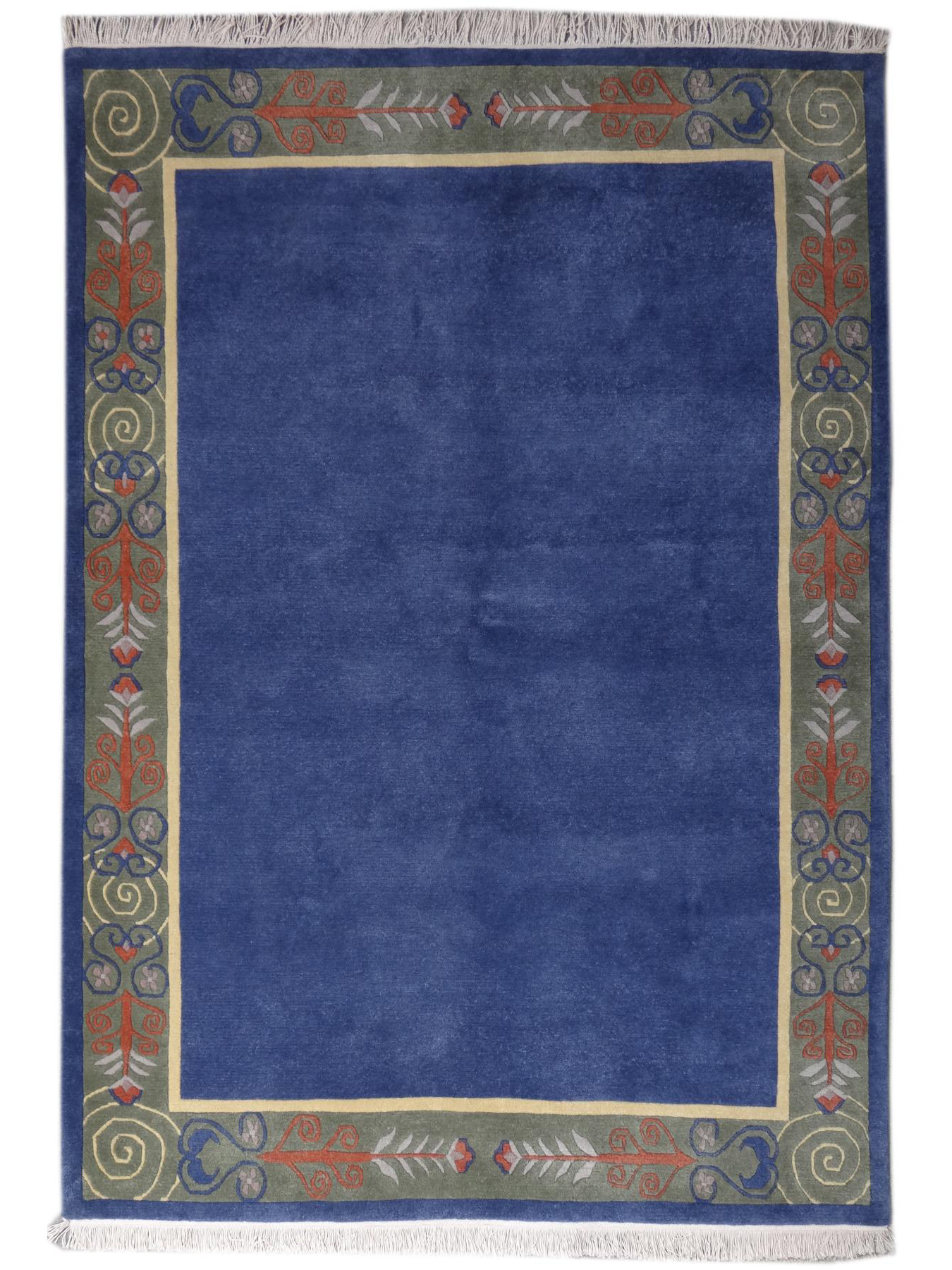 Carpets with borders - EVEREST STRONG GER033 7431