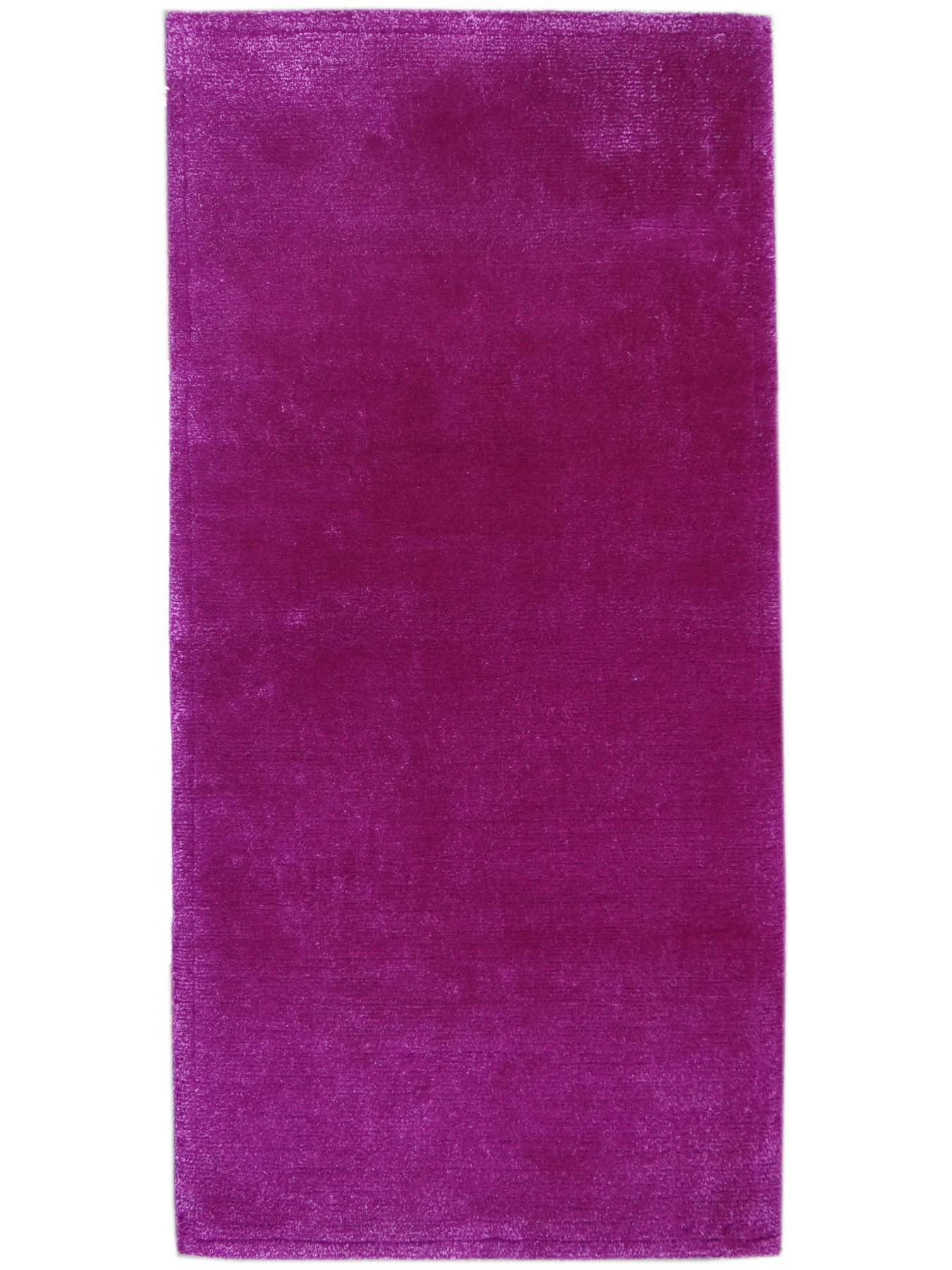 Unicoloured carpets - ARGENTE VIOLET