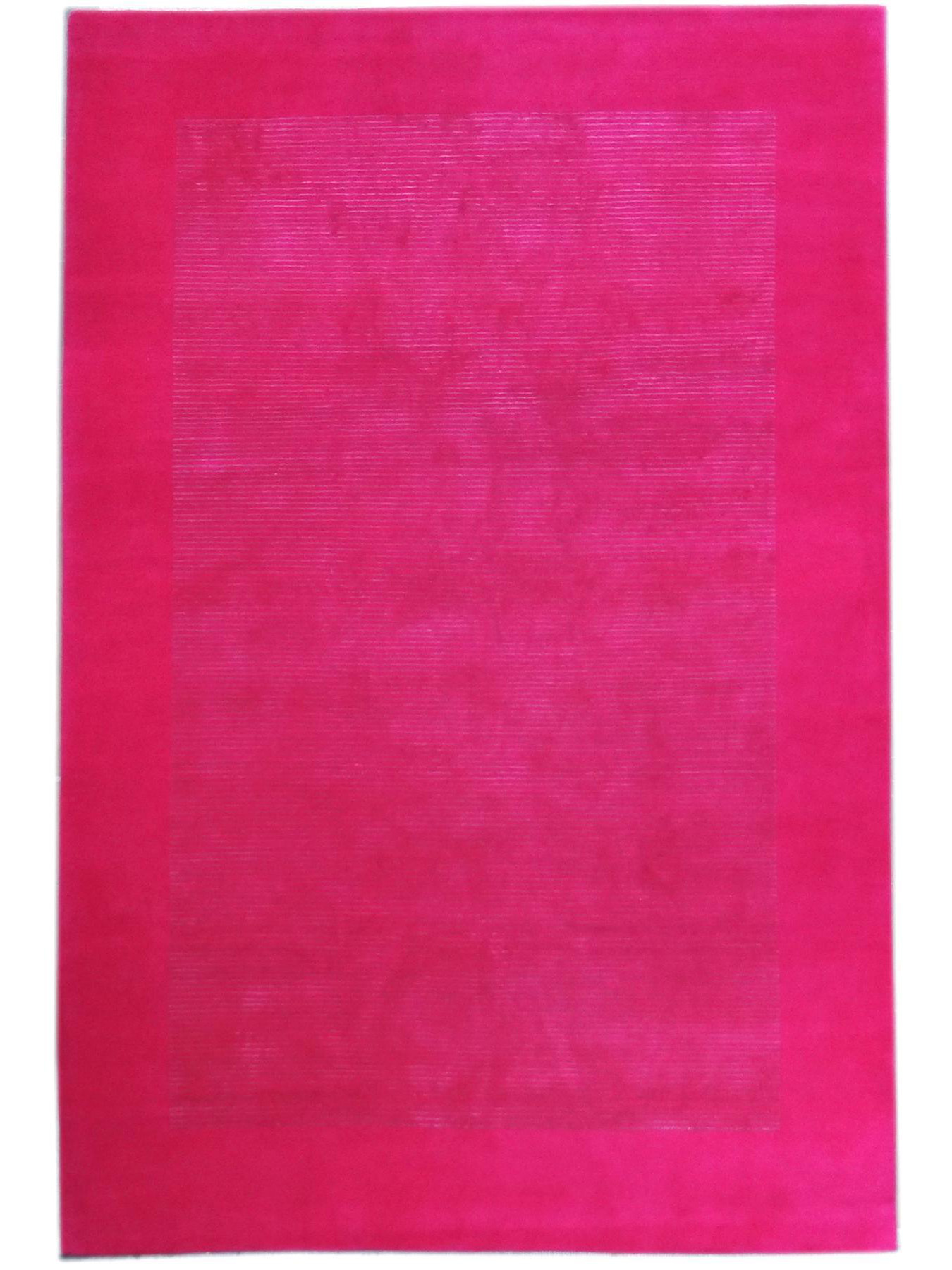 Carpets with borders - BAGUETTES PINK