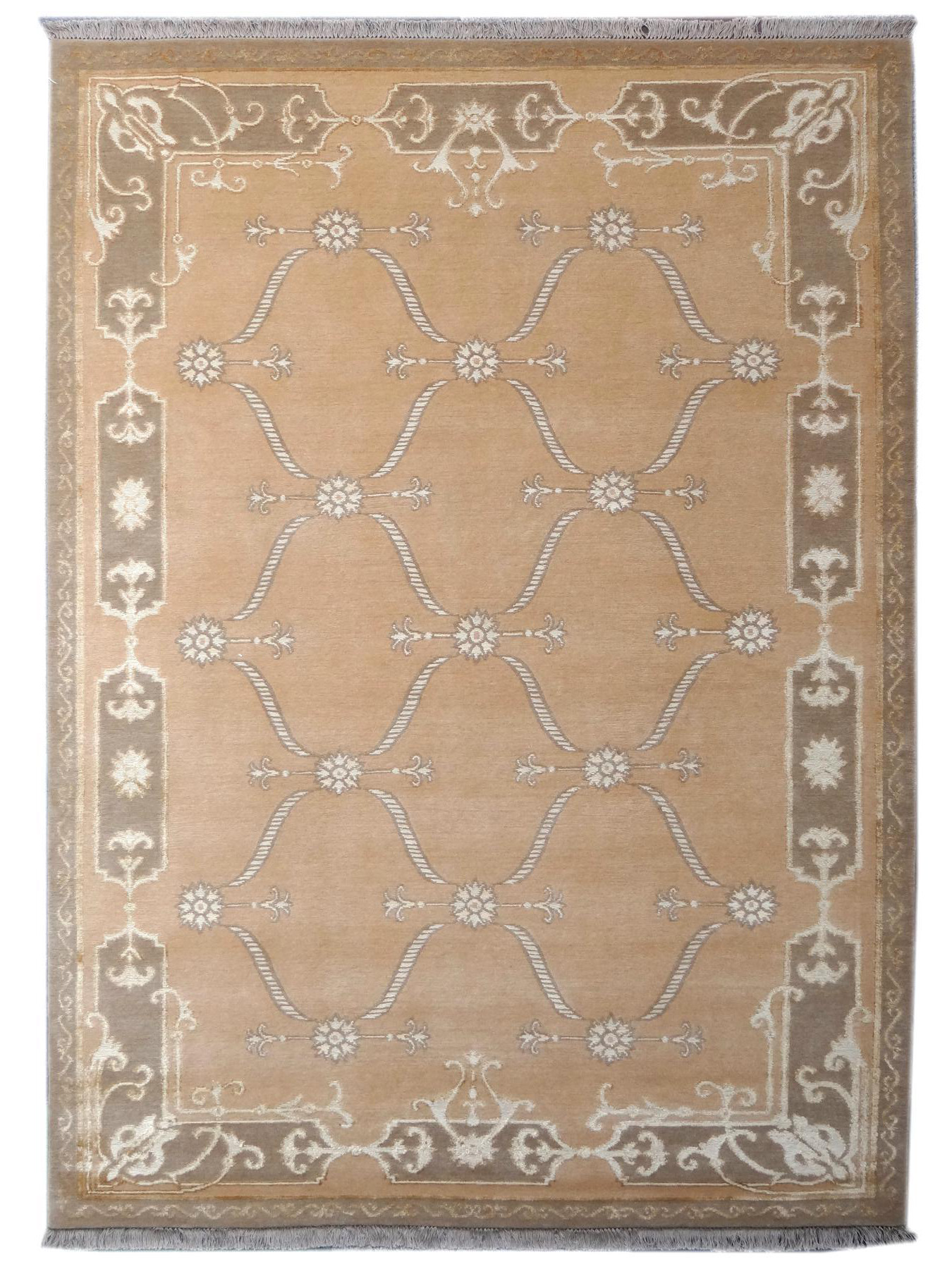 Luxury carpets - CARTOUCHES - S2522