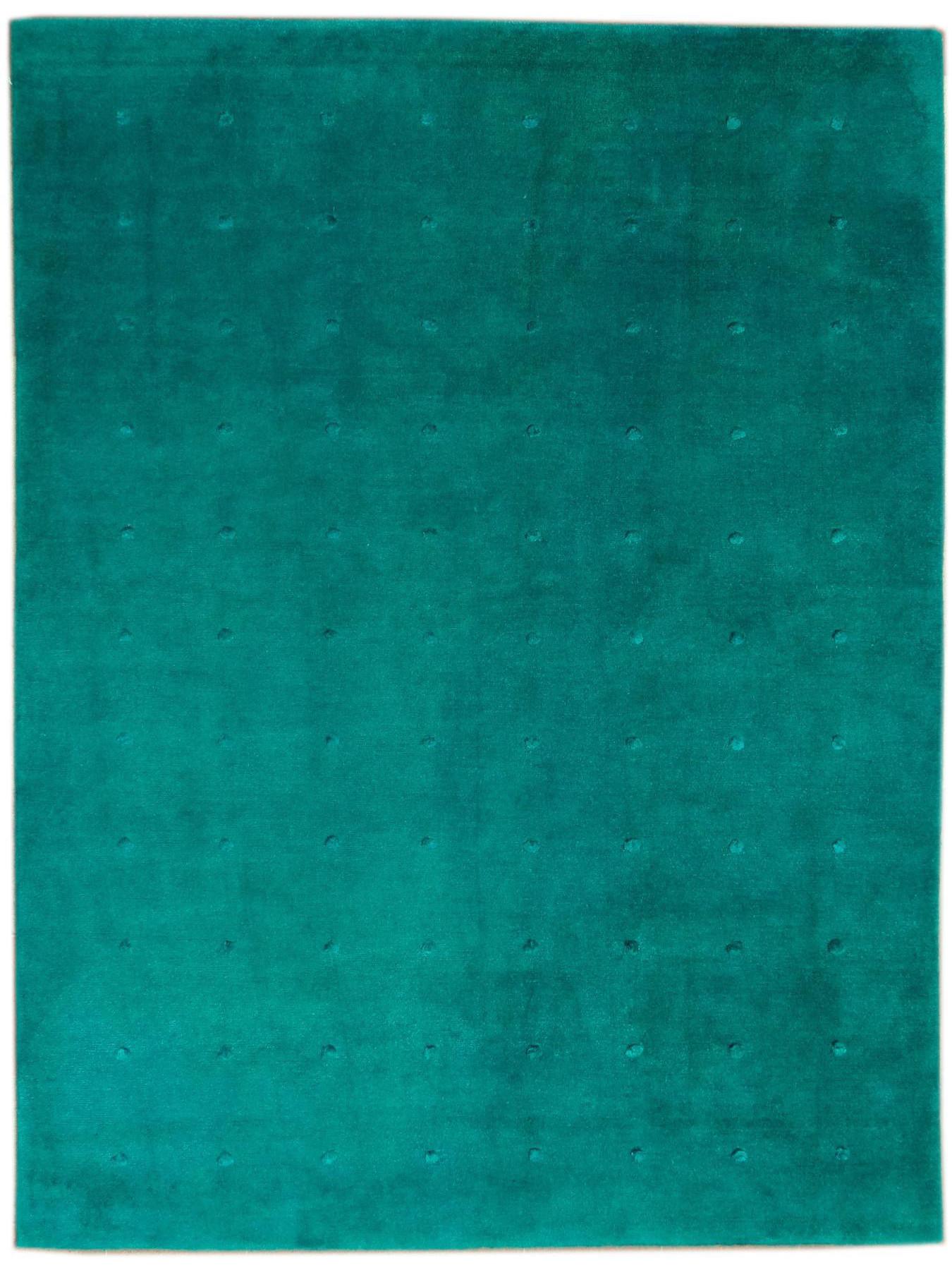 Eenkleurige tapijten - DUCATS - S4404 TURQOISE