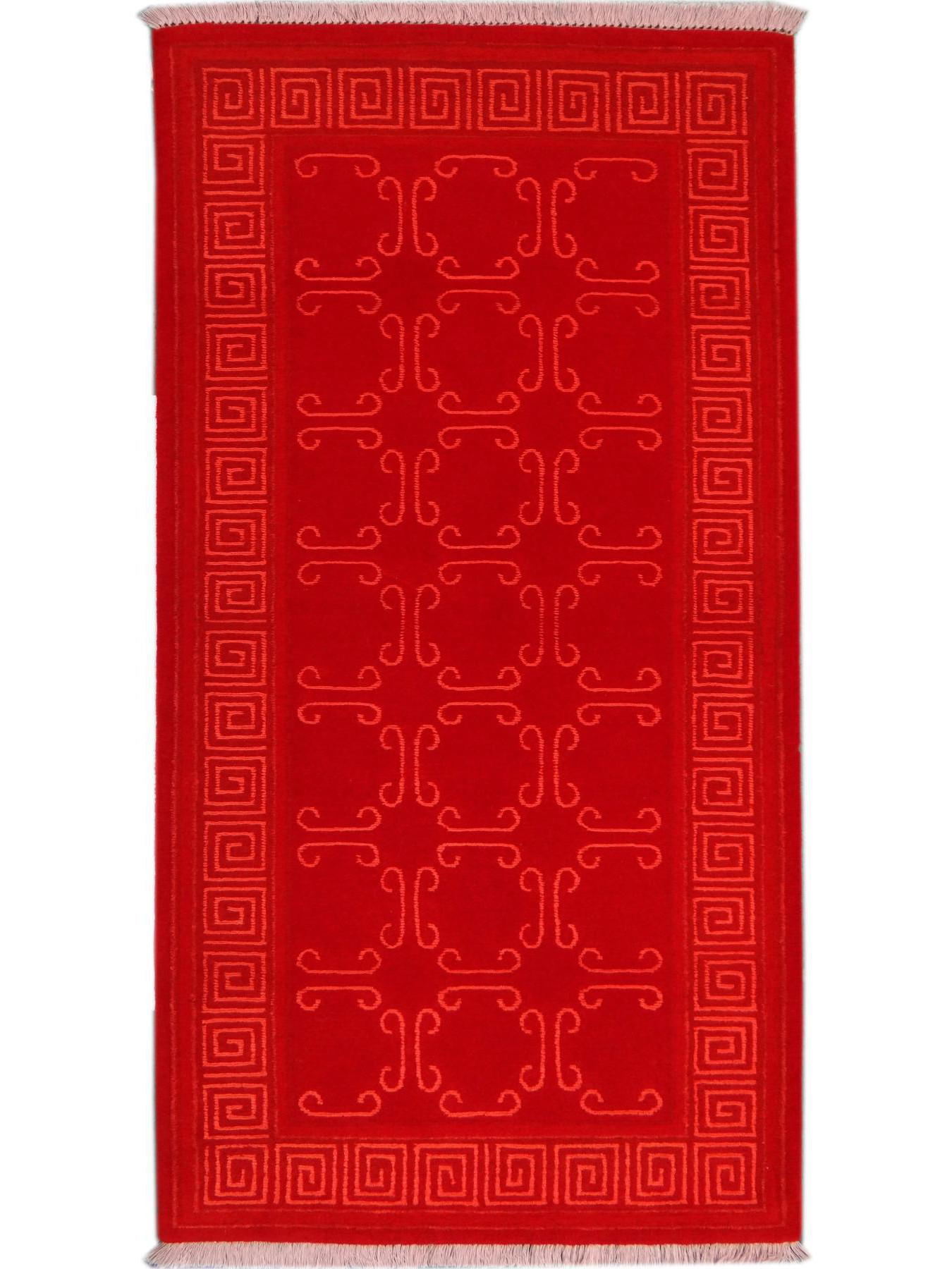 Luxury carpets - GRECO - S5525 RED