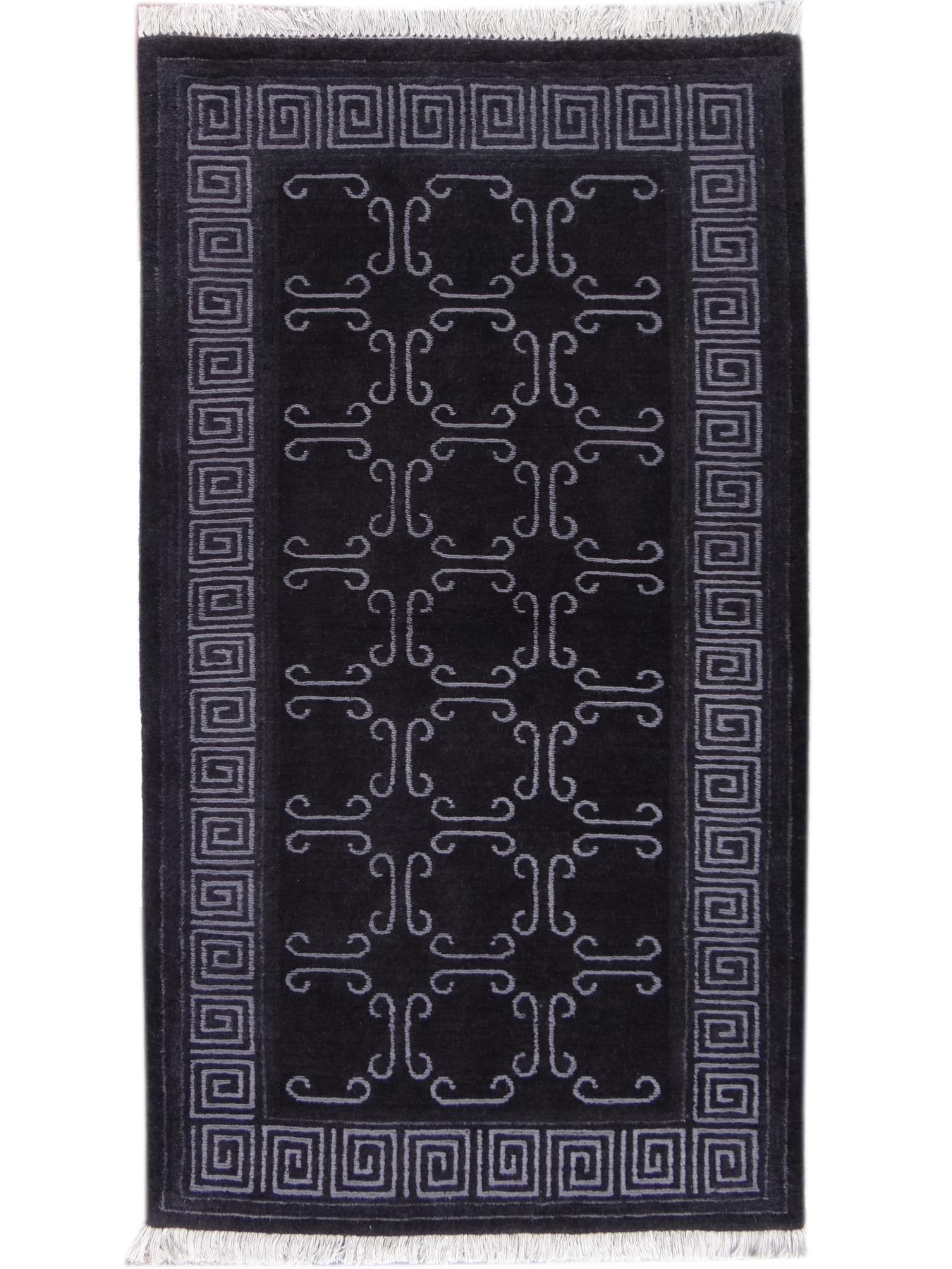 Luxury tapijten - GRECO - S5525 GREY