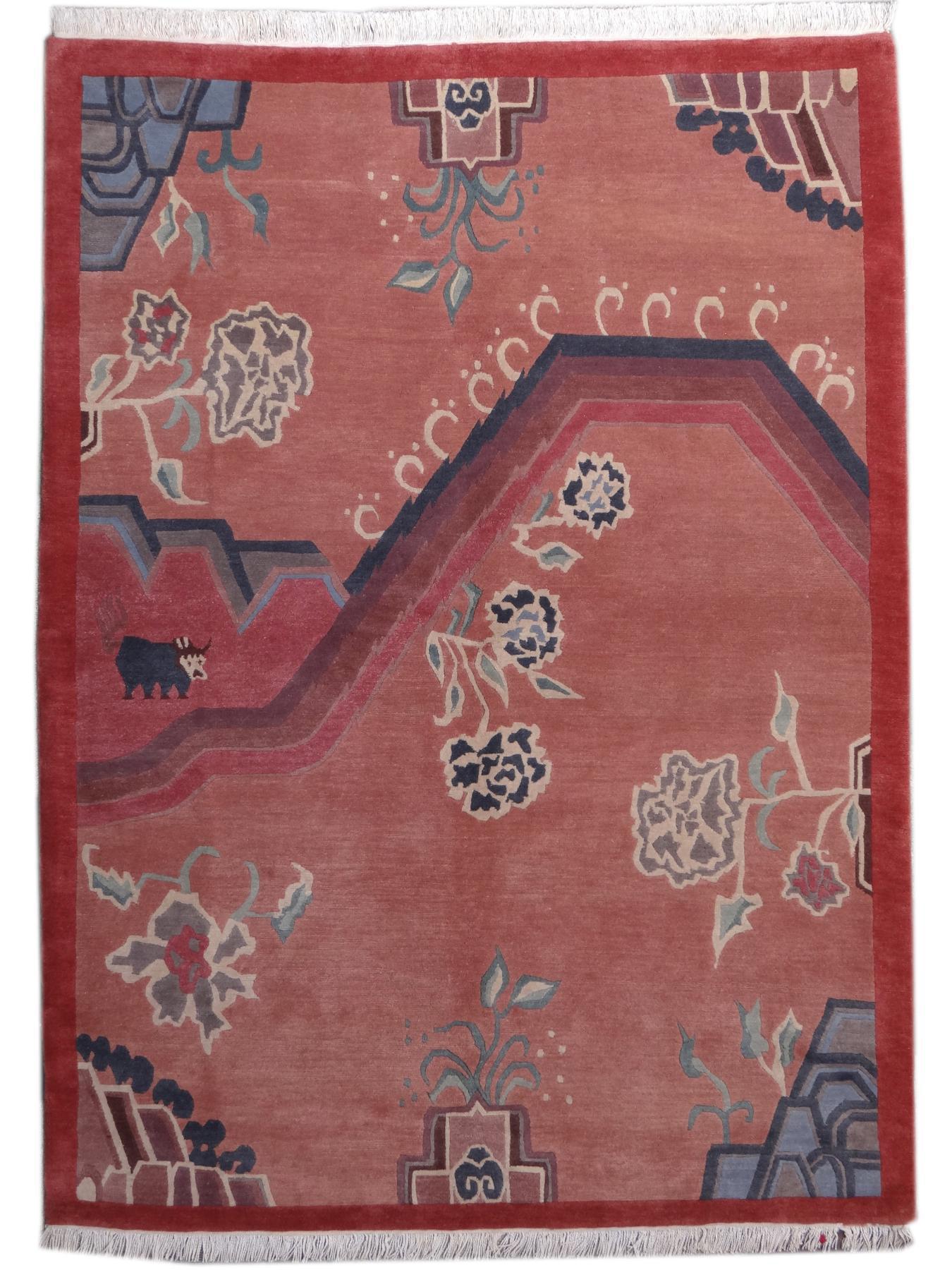 Design carpets - HIMALAYAN KINGDOMS VT40 - 6188