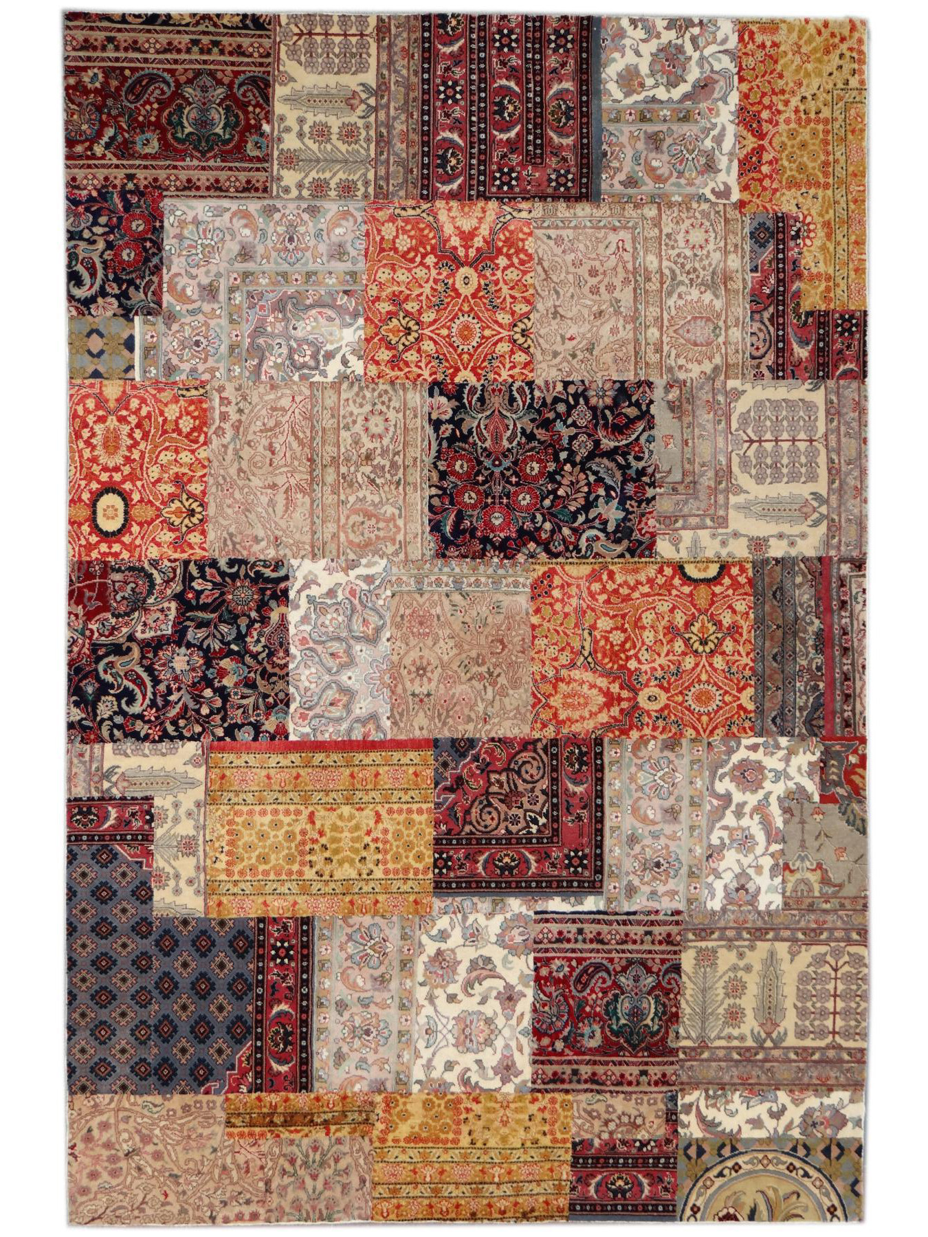 Vintage Patchwork - PATCHWORK ROYAL