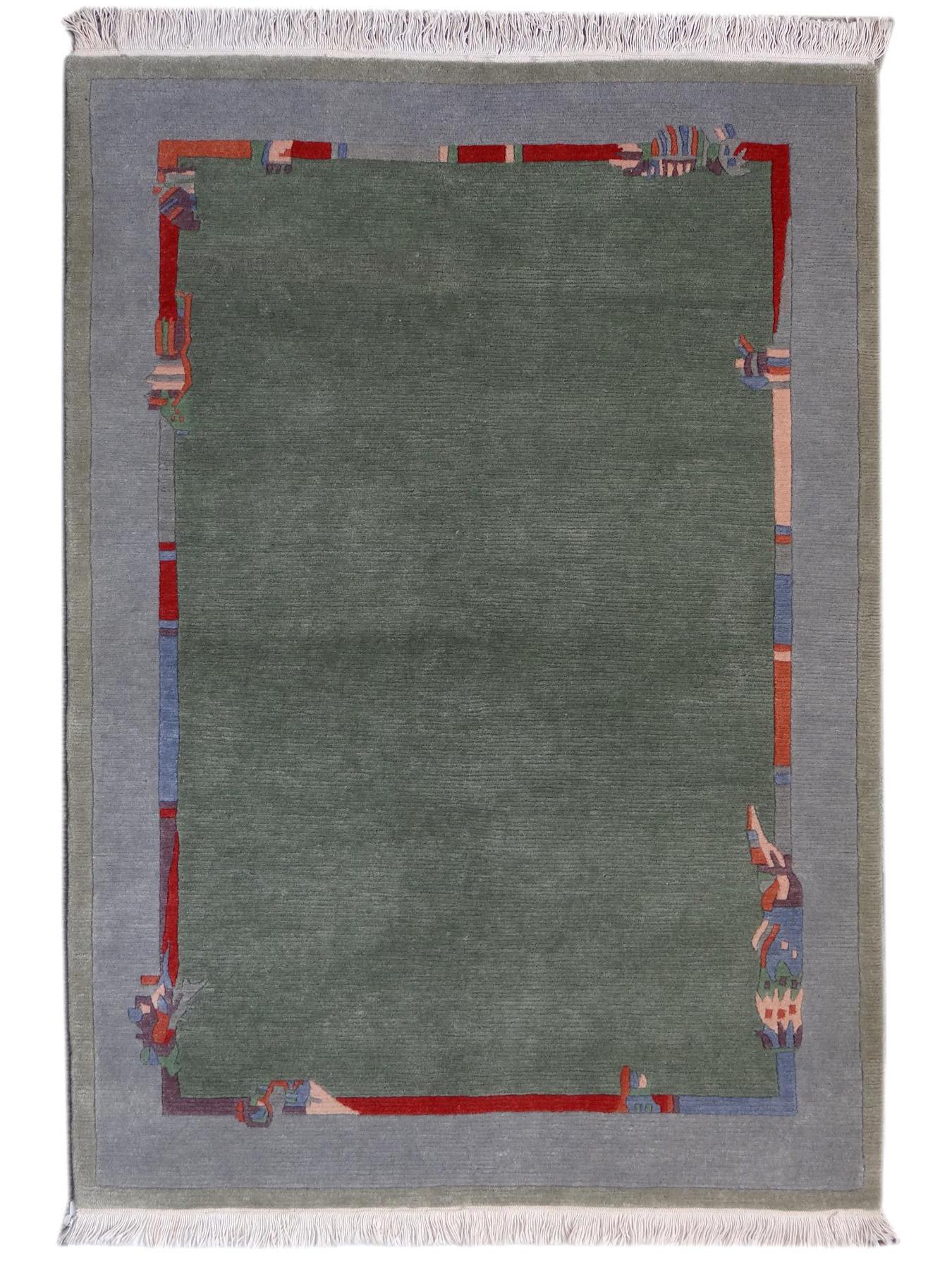 Carpets with borders - ORIGINAL NEPAL