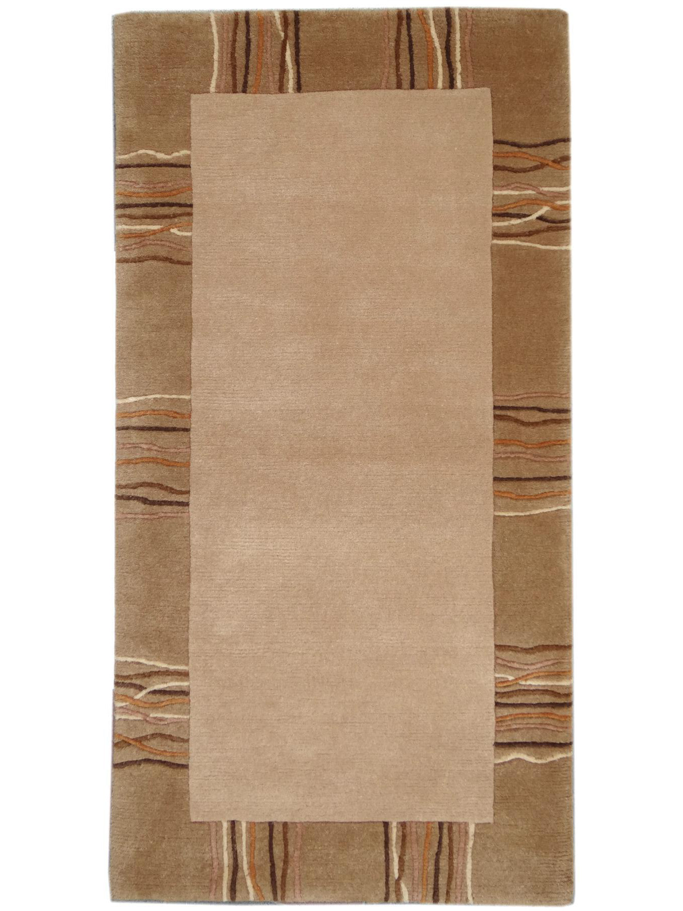 Carpets with borders - TOSCANA - 5502