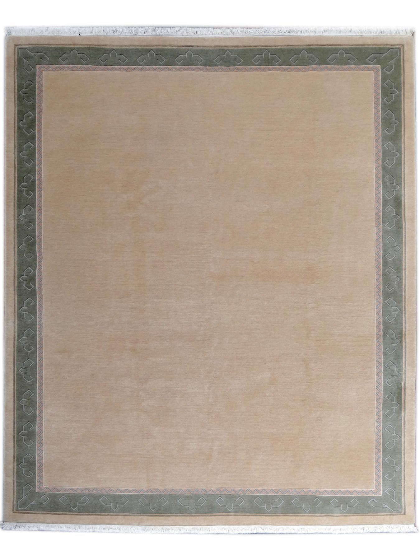 Carpets with borders - CROWN TENZING