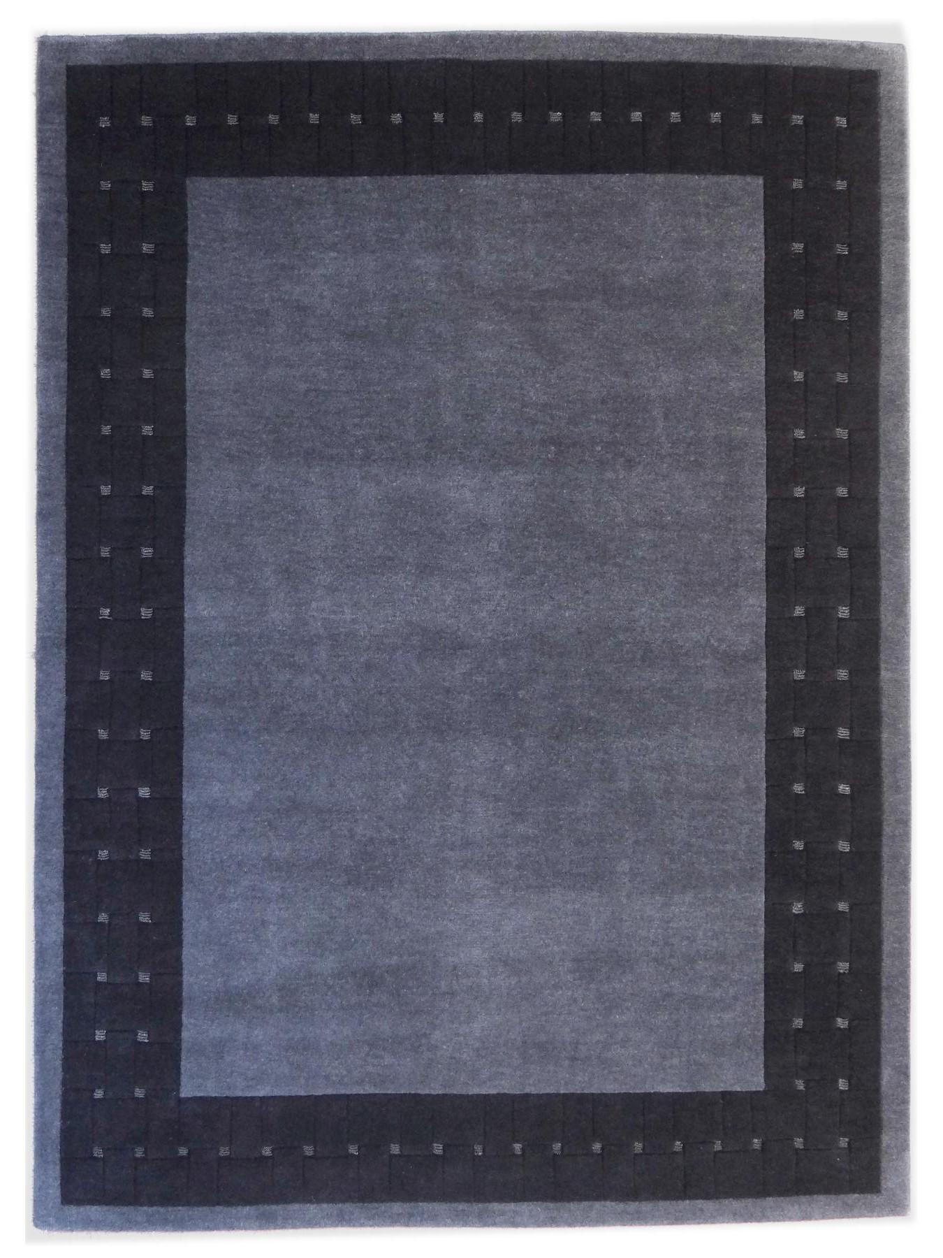 Tapis à bordures - ZEN 1 - 9990