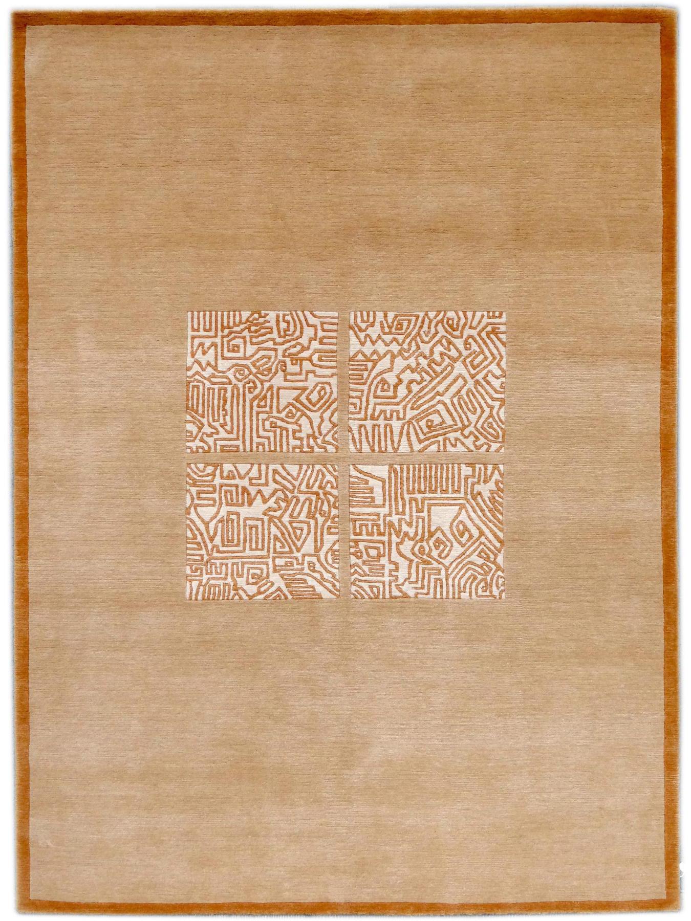 Design tapijten - LABYRINTH 1 - 5300