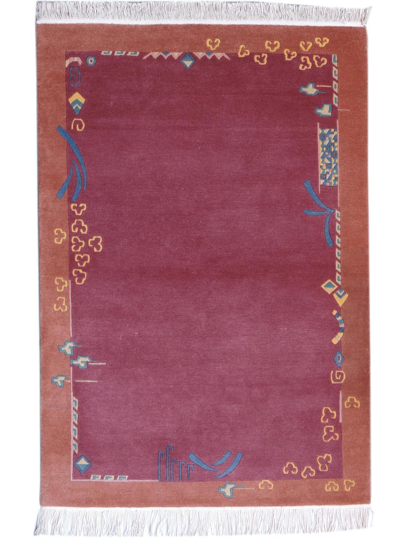 Tapijten met boorden - ORIGINAL NEPAL