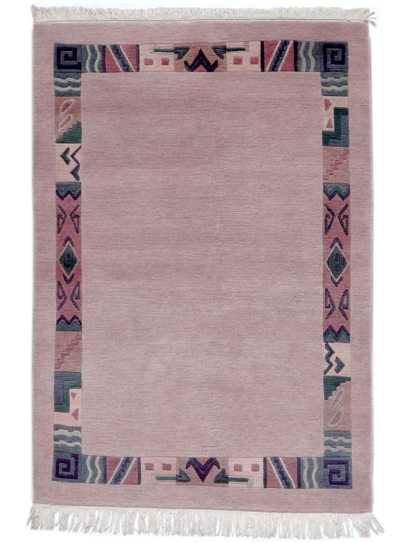 Carpets with borders - PATAN