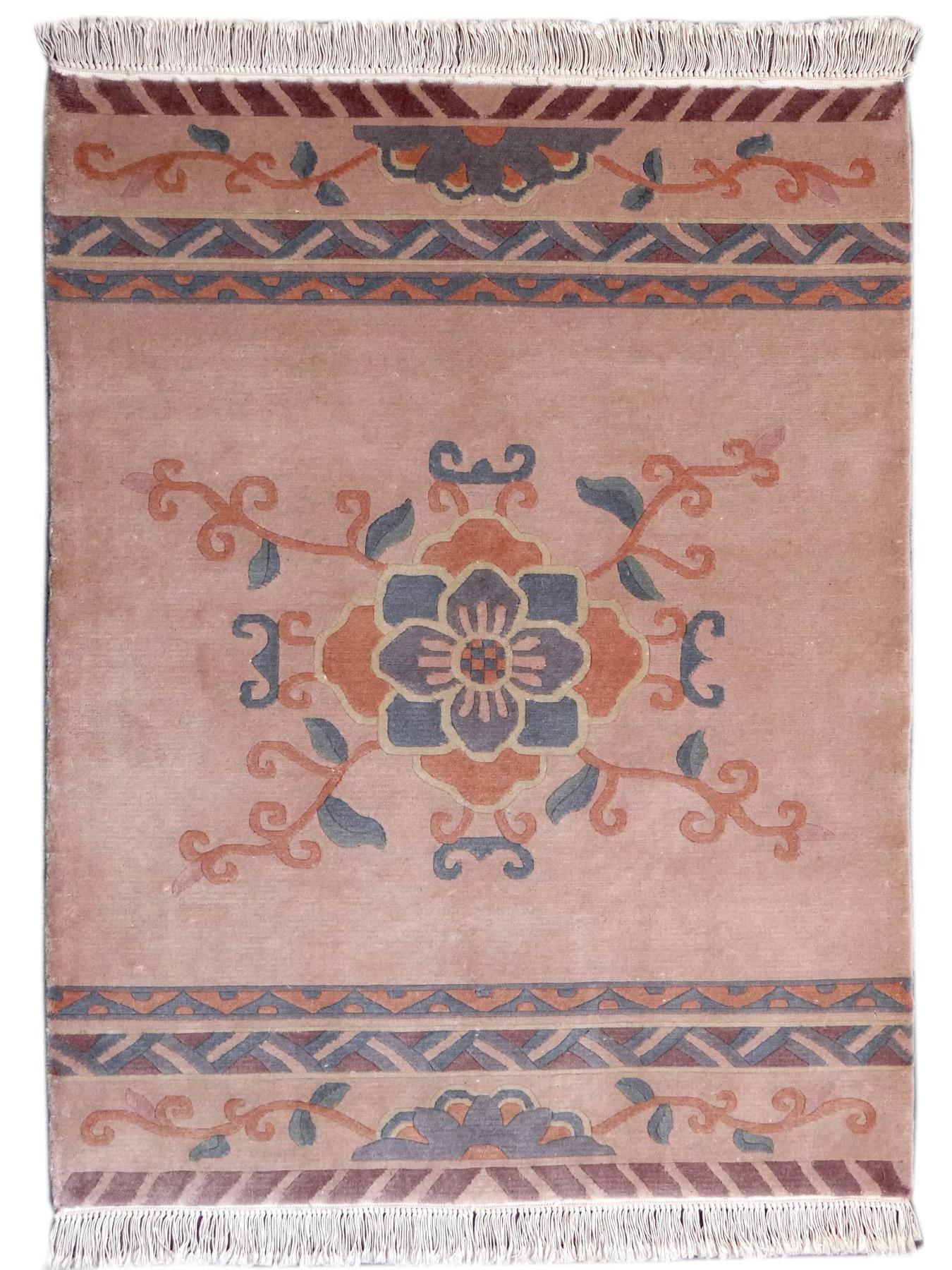 Chinese carpets - LOTUS OLD