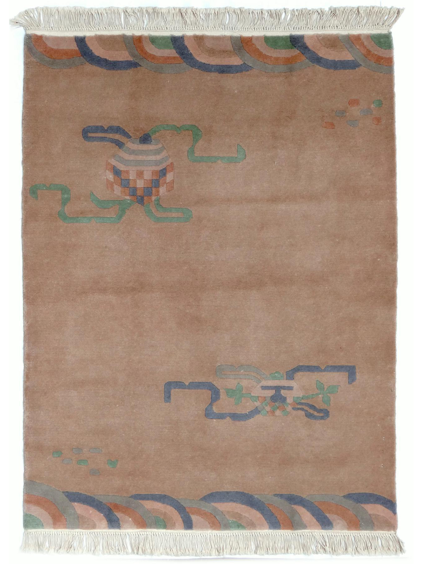 Tapis chinois - LOTUS OLD