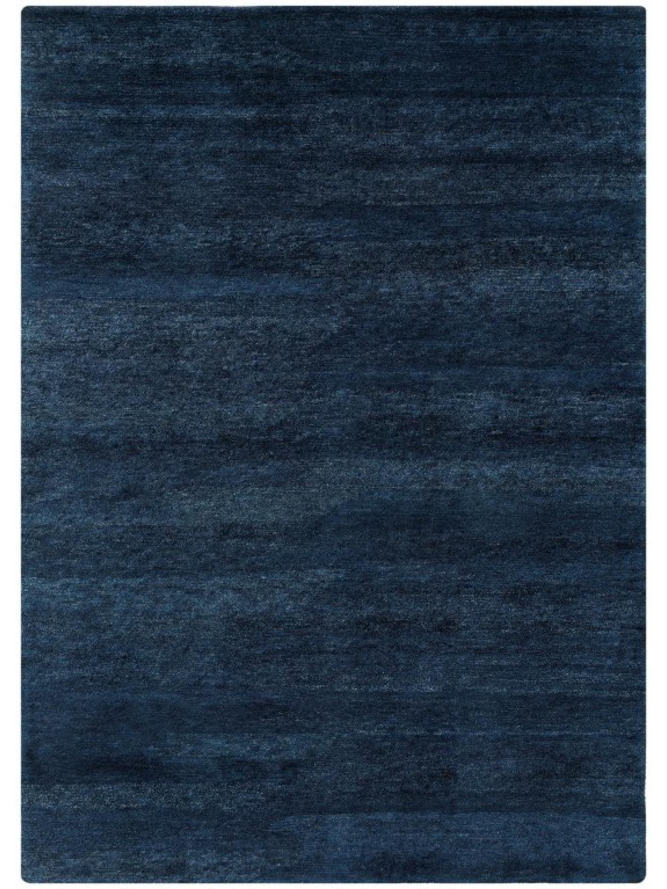 Unicoloured carpets - Look.418-001 Navy