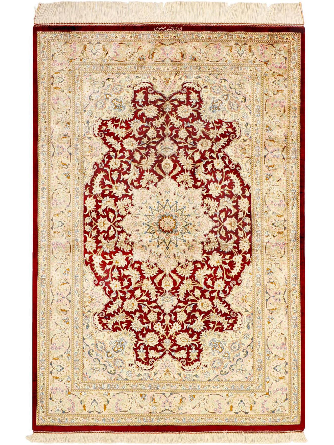 Prestigieuze tapijten - Ghoum Zijde