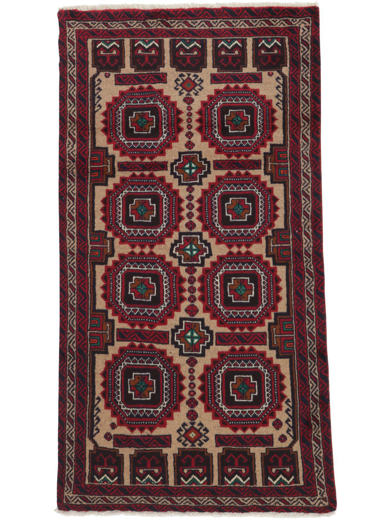 Tapis persans - Beloutch