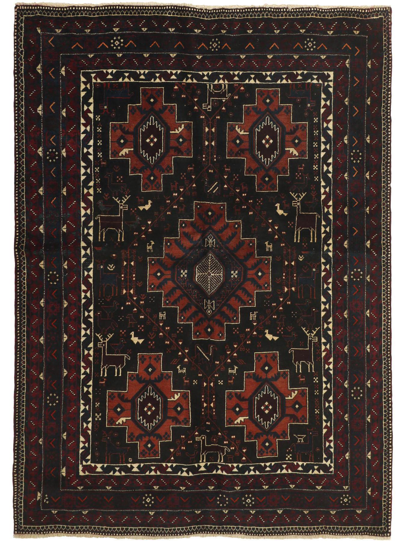 Tapis persans - Afshar