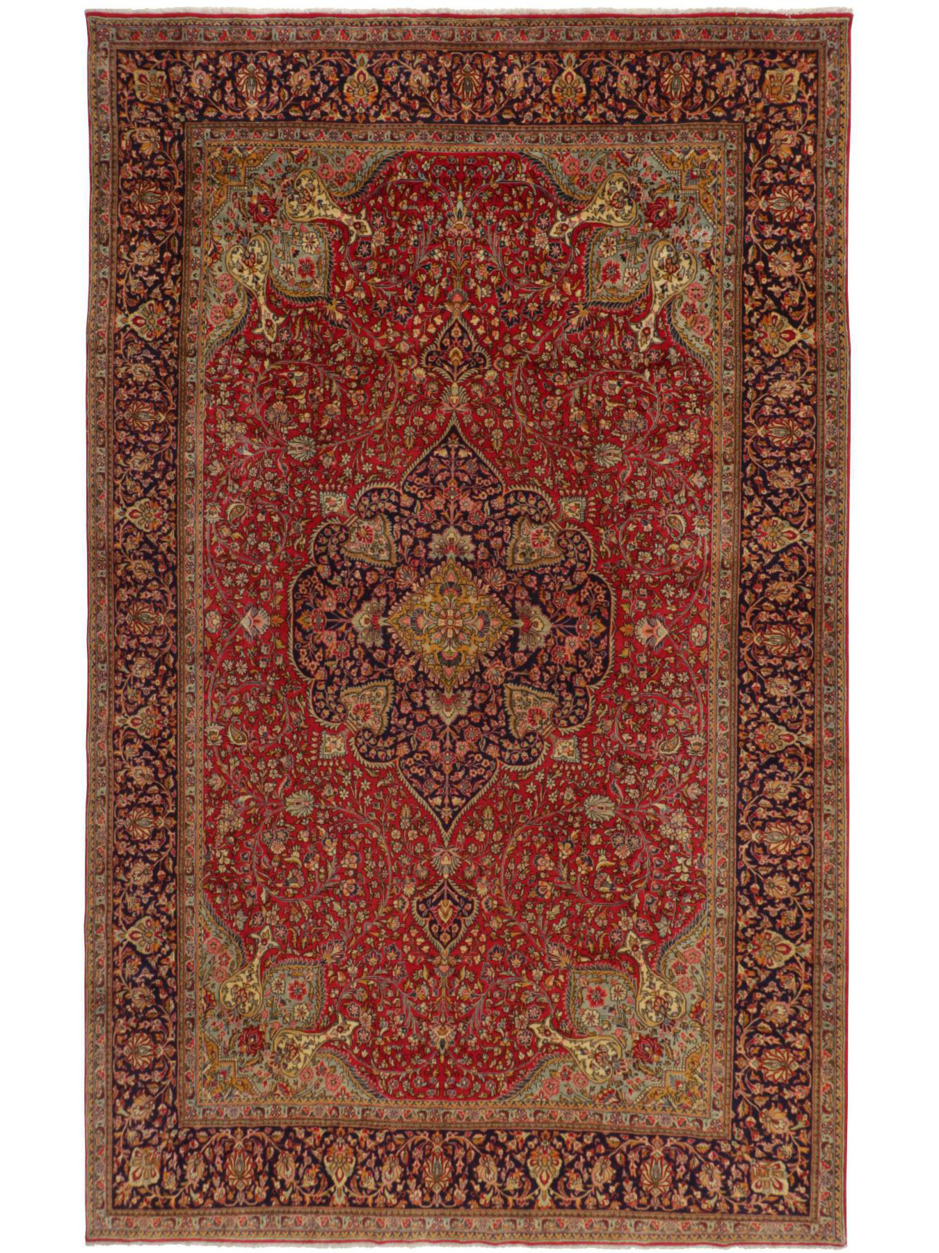 Persian carpets - Shahreza