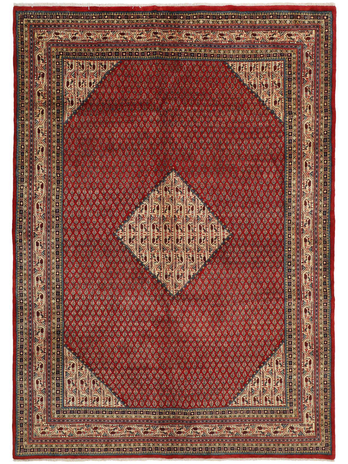Persian carpets - Mir Boteh