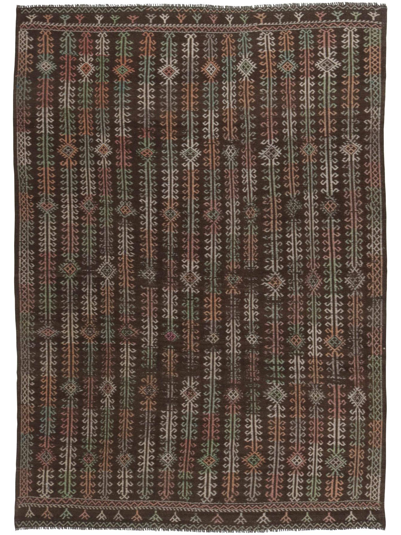 Traditional kilims - Kilim Persian Vintage Fine