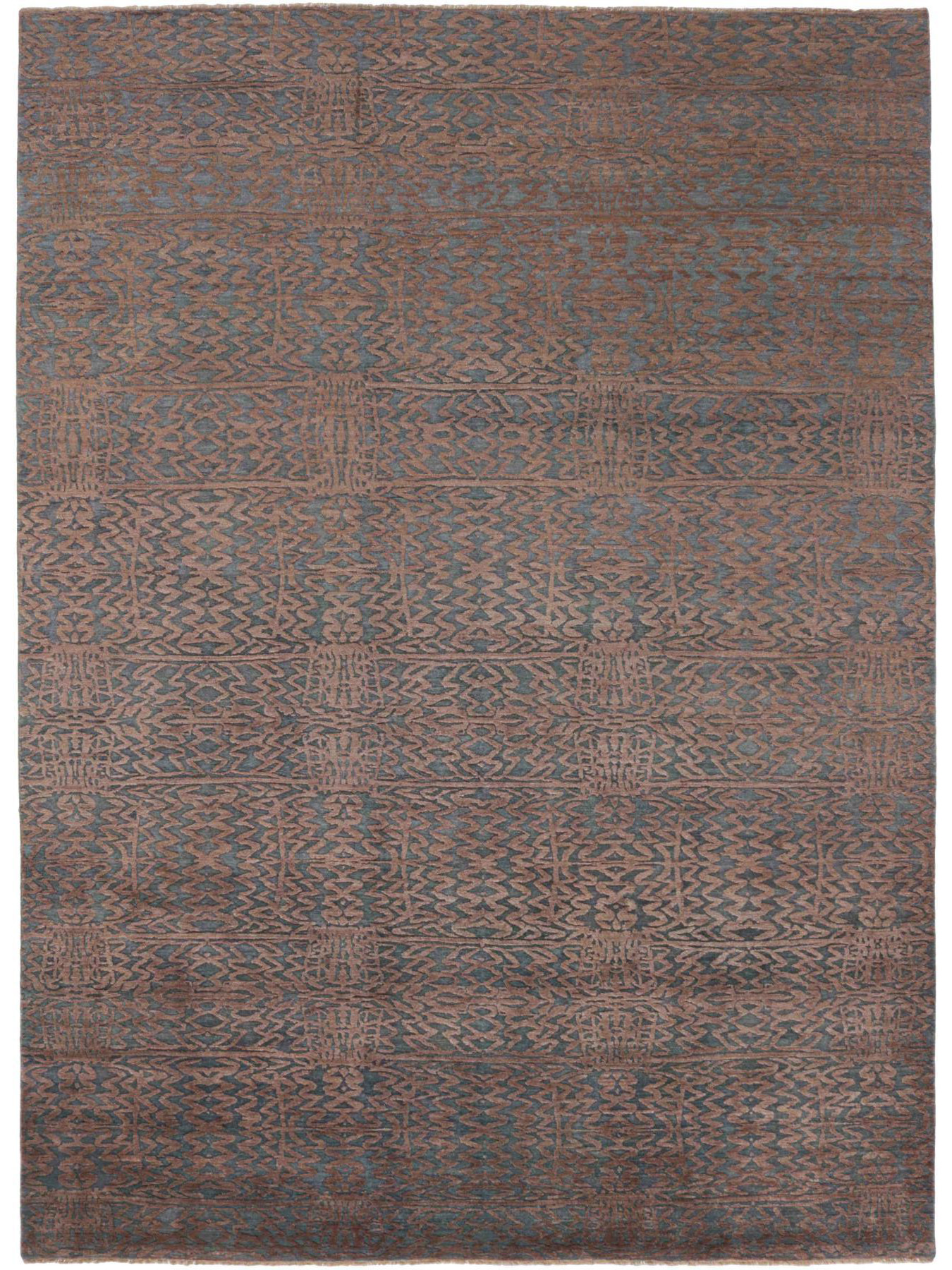 Luxury carpets - Damask-AL-417 HB-6/HB-19