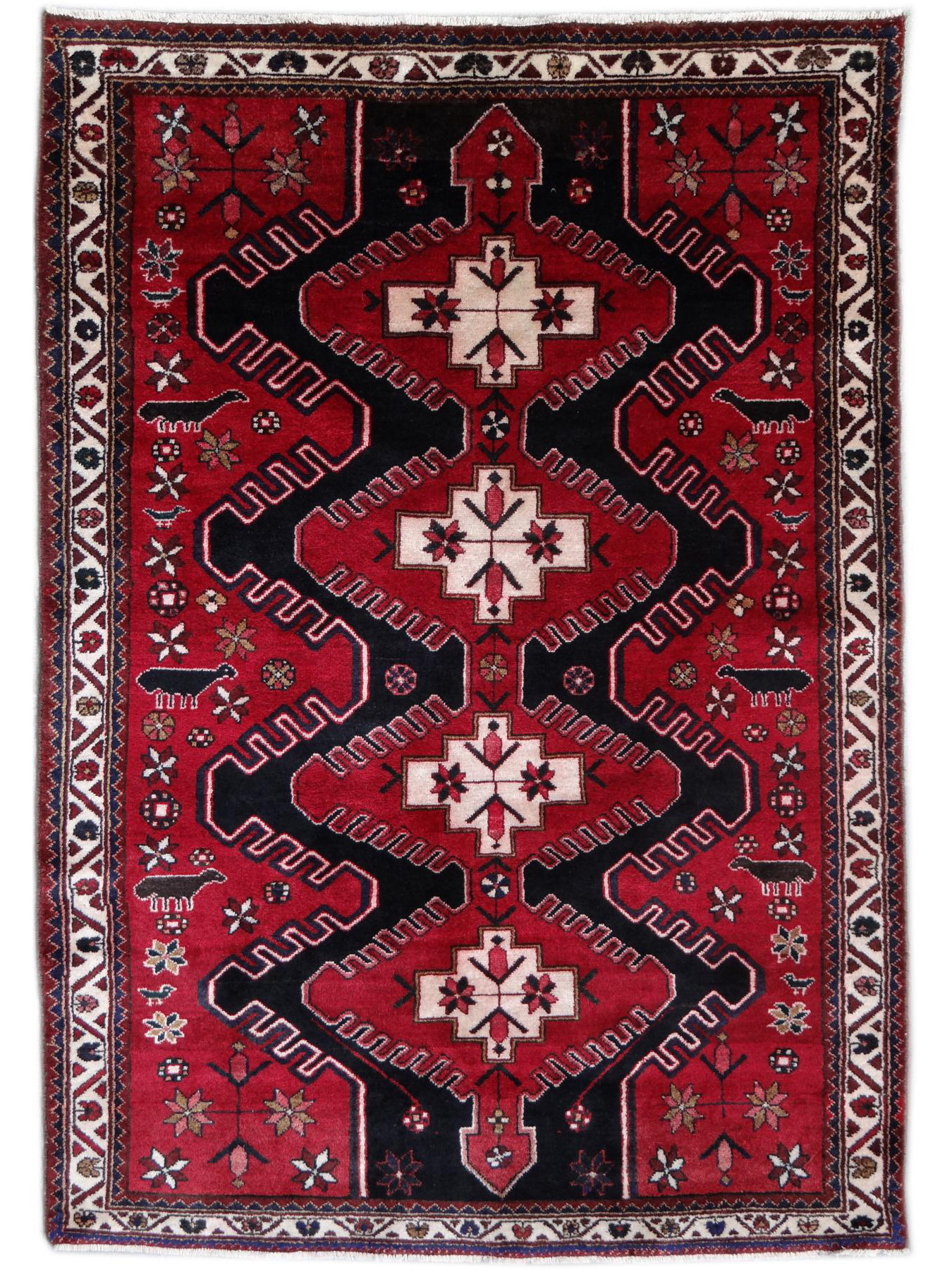 Persian carpets - Moussel