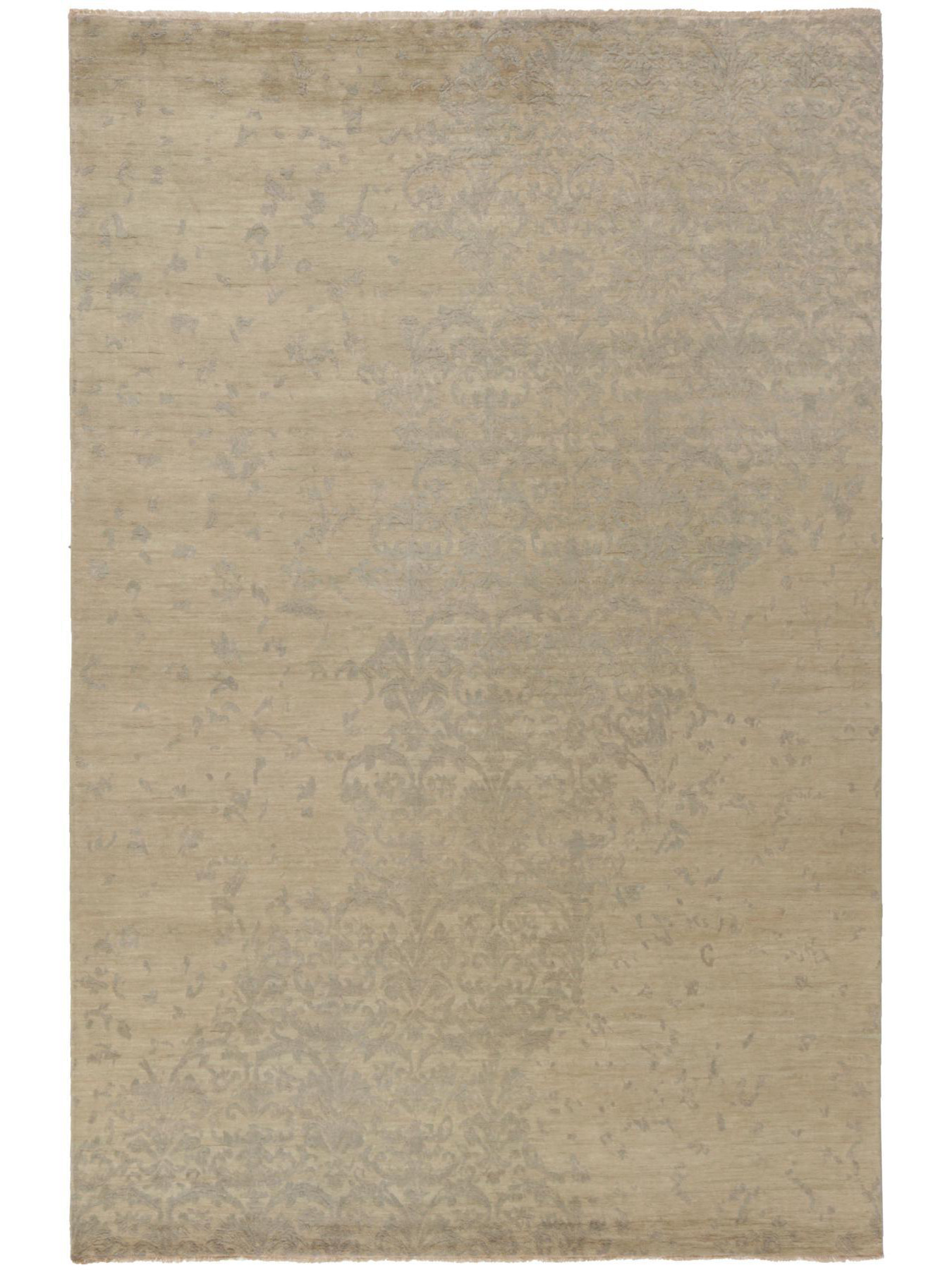 Luxury carpets - Damask-AL-2E B-34/B-33/Green