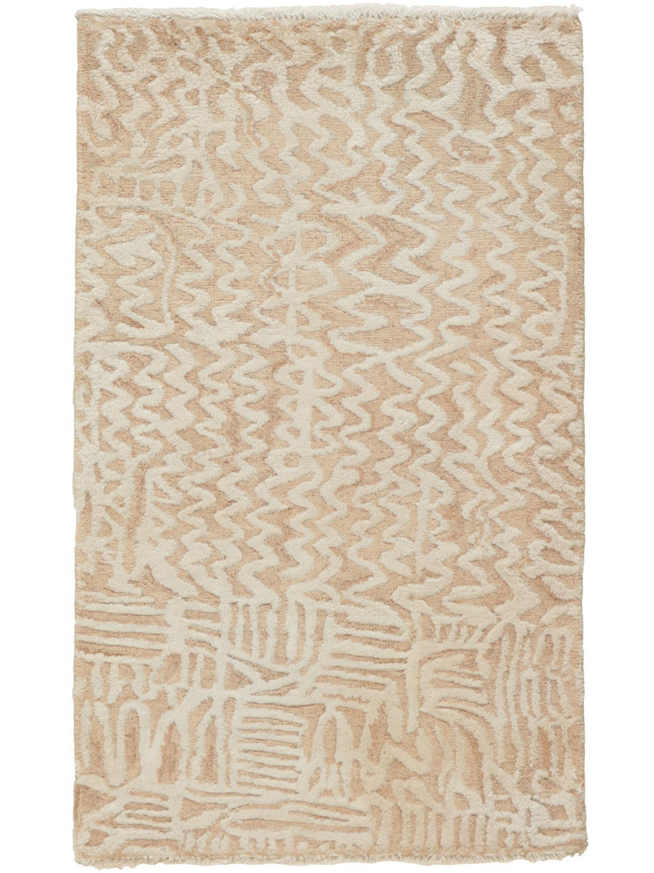 Tapis Luxury - Damask-AL-450 B-75/D-022/B-65