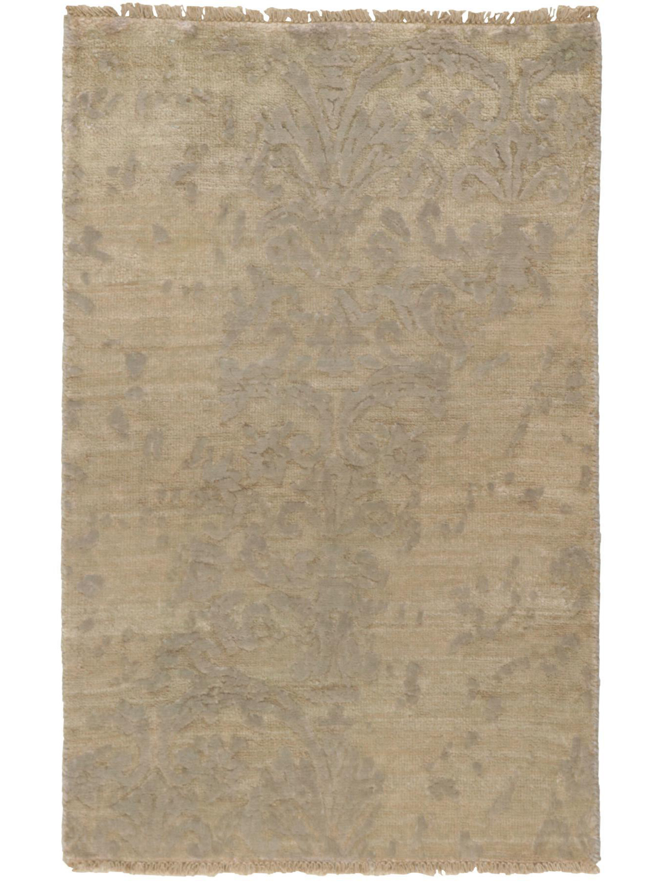 Tapis Luxury - Damask-AL-2E B-34/B-33/Green