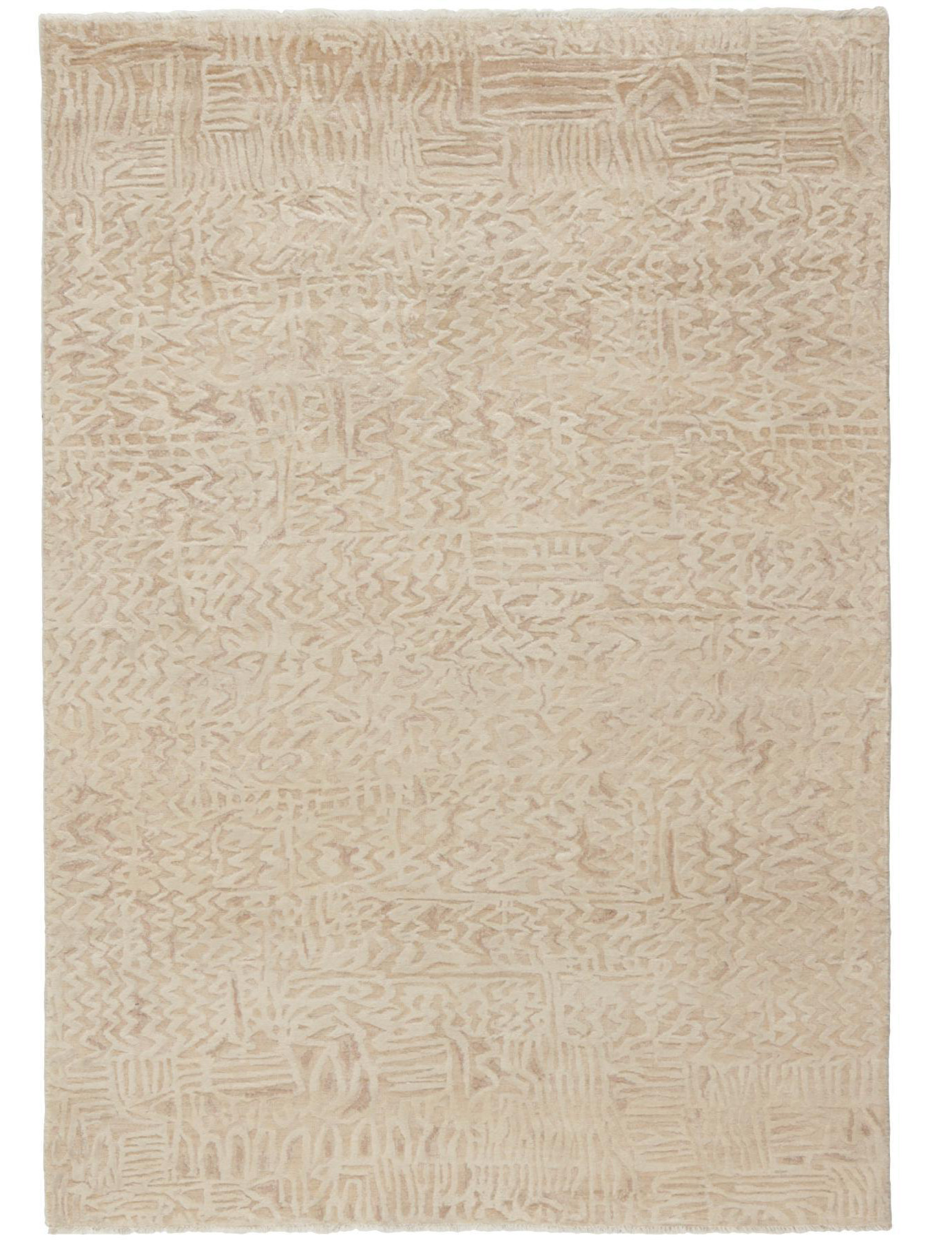 Luxury carpets - Damask-AL-450 B-75/D-022/B-65