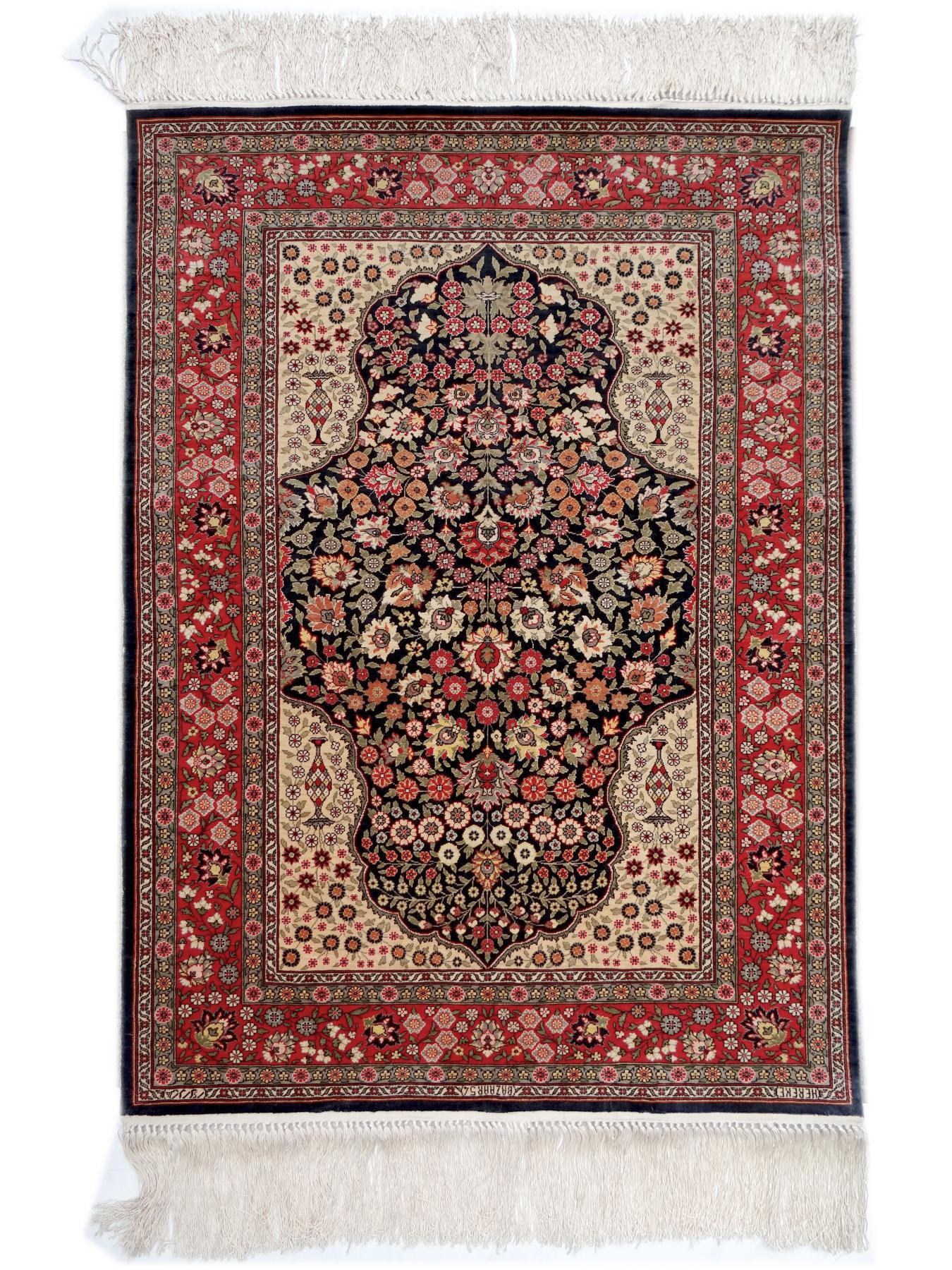 Prestigious rugs - Héréké silk