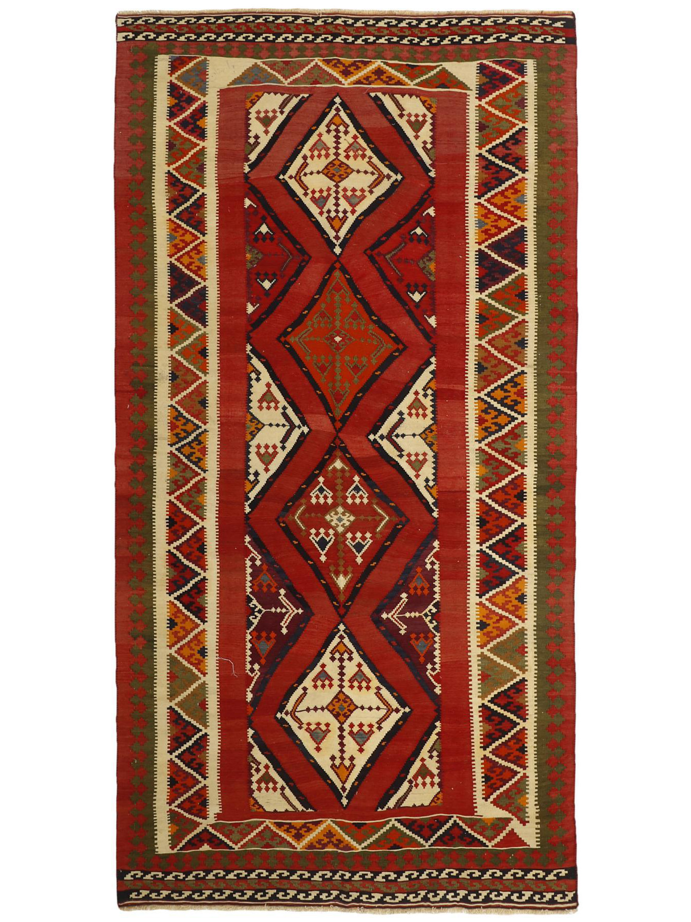 Traditionele kelims - Kelim Perzisch Vintage