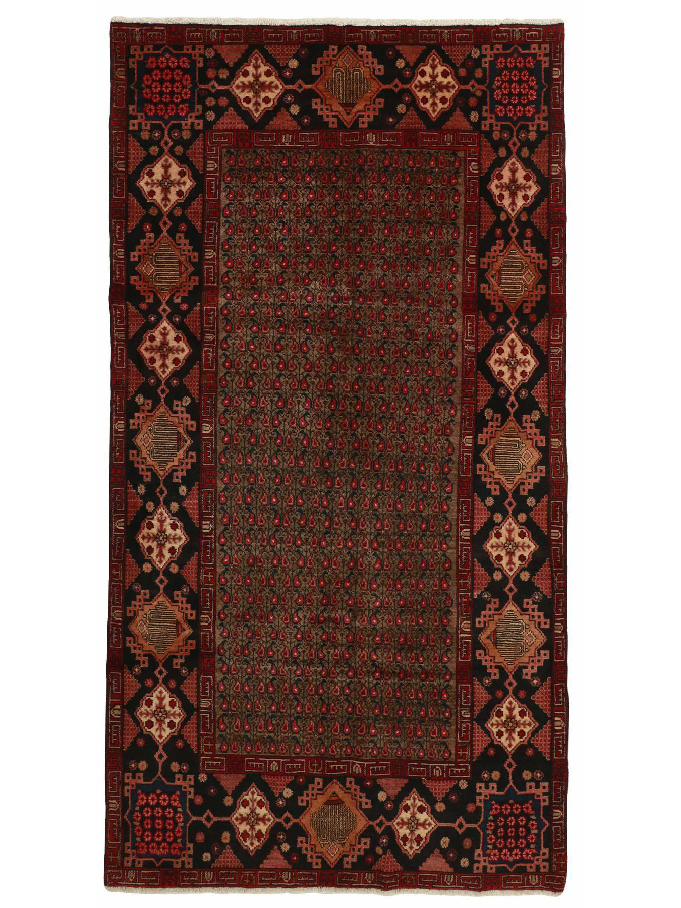Perzische tapijten - Songhor