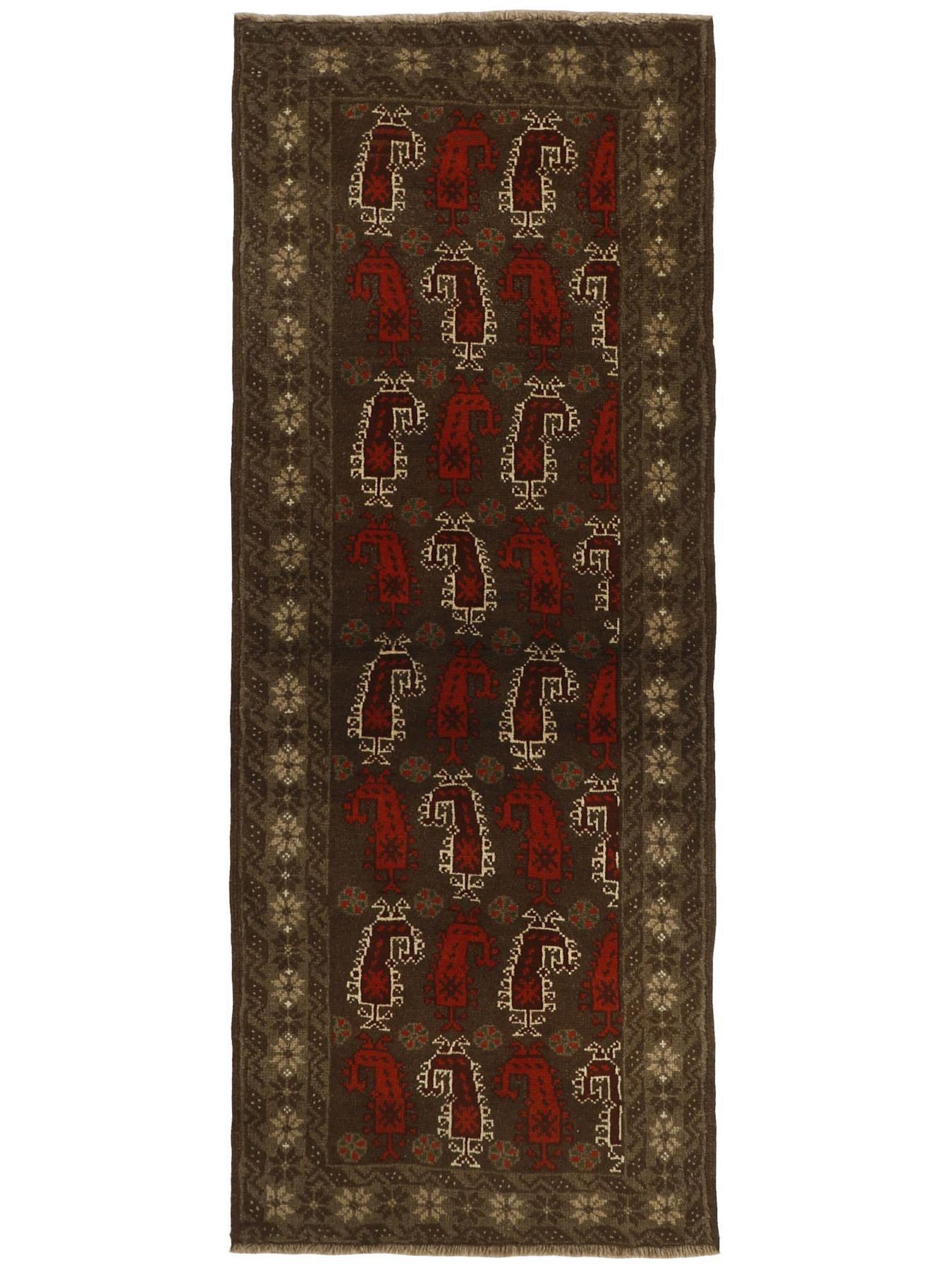 Perzische tapijten - Beloutch