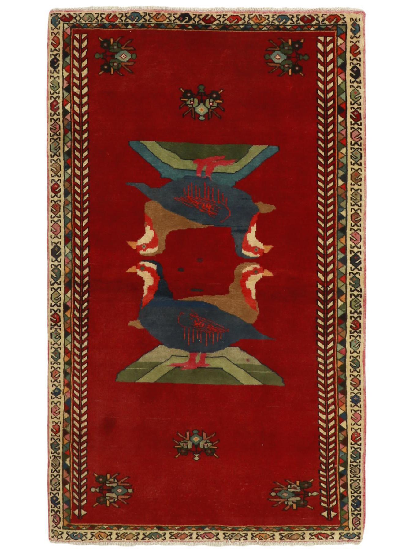 Persian carpets - Gashgai Figural