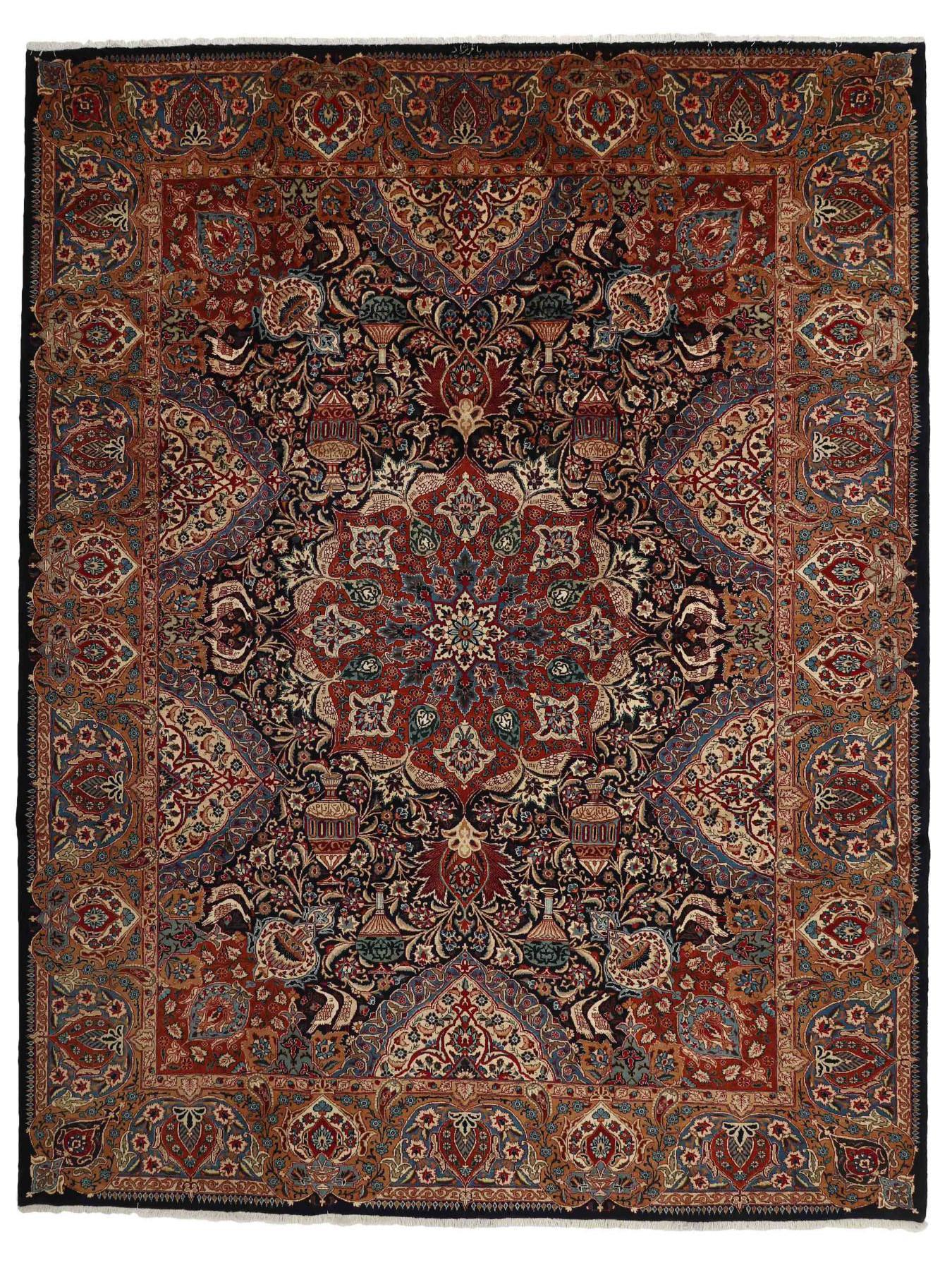 Perzische tapijten - Kashmar