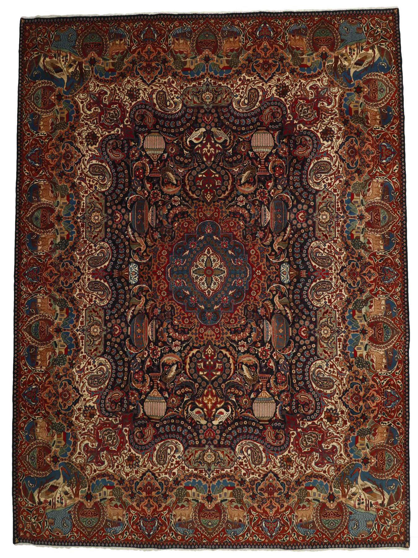 Persian carpets - Kashmar