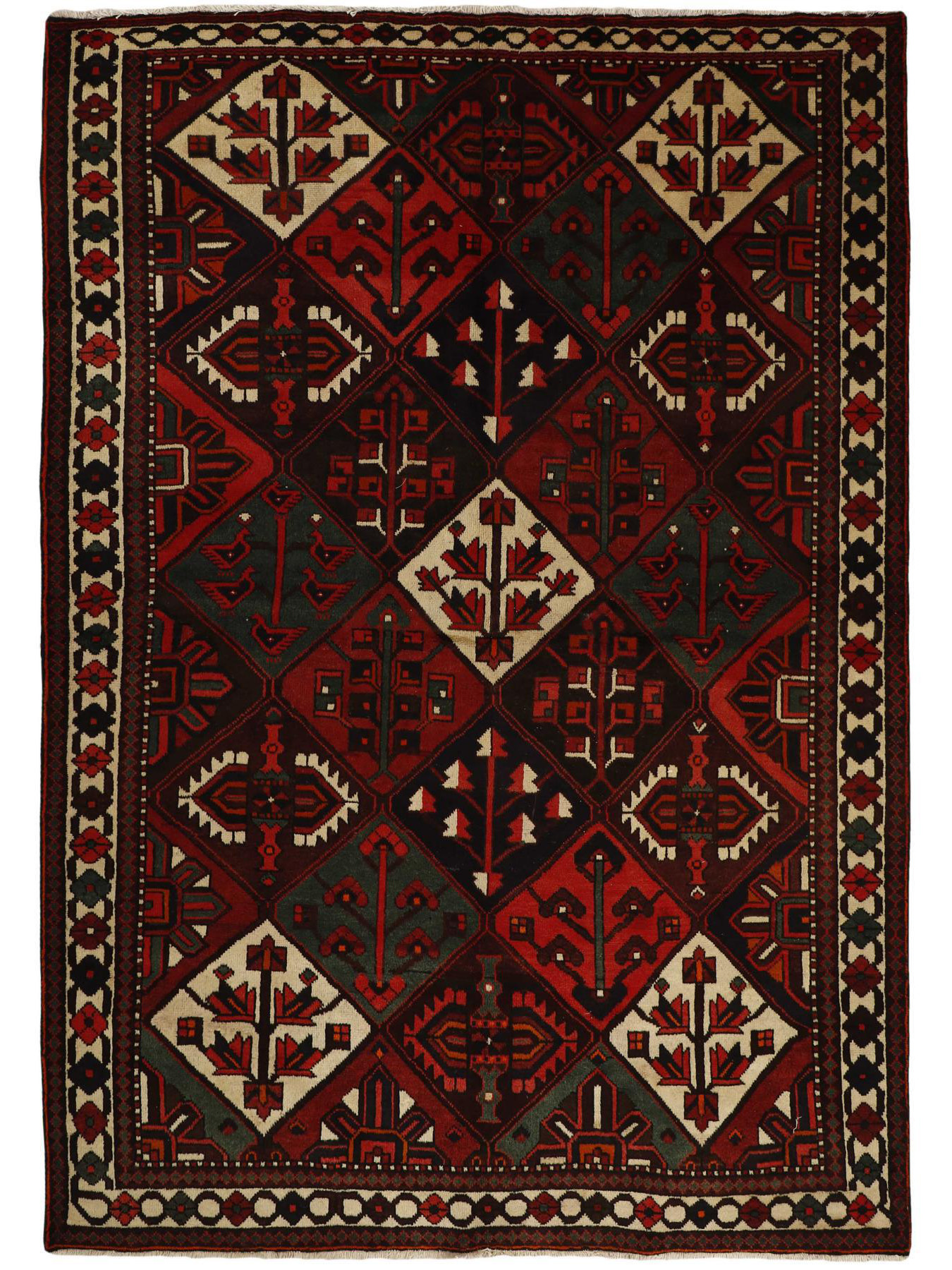 Persian carpets - Bakhtiar